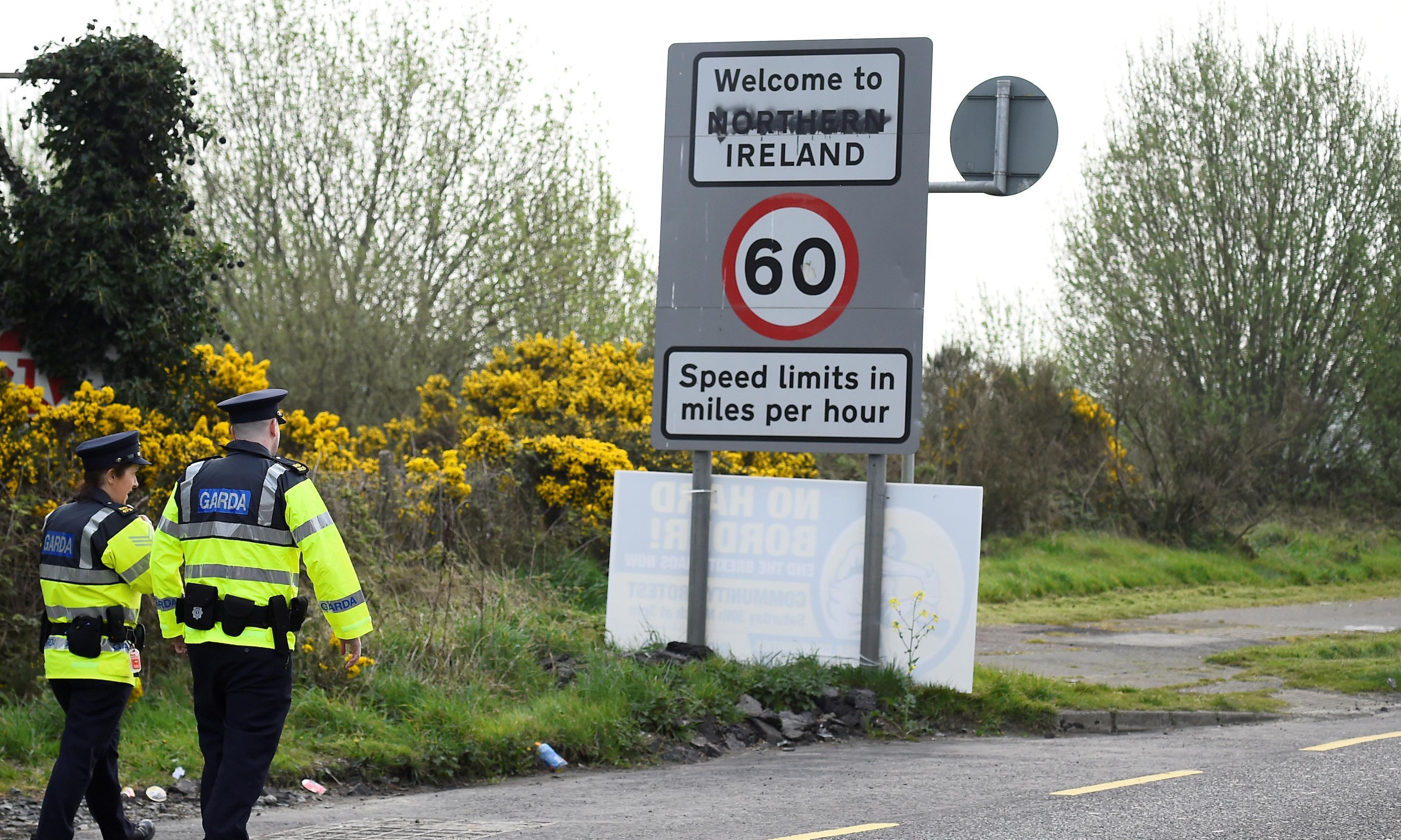 Tuesday briefing: PM's 'secret Irish border plans' dismissed