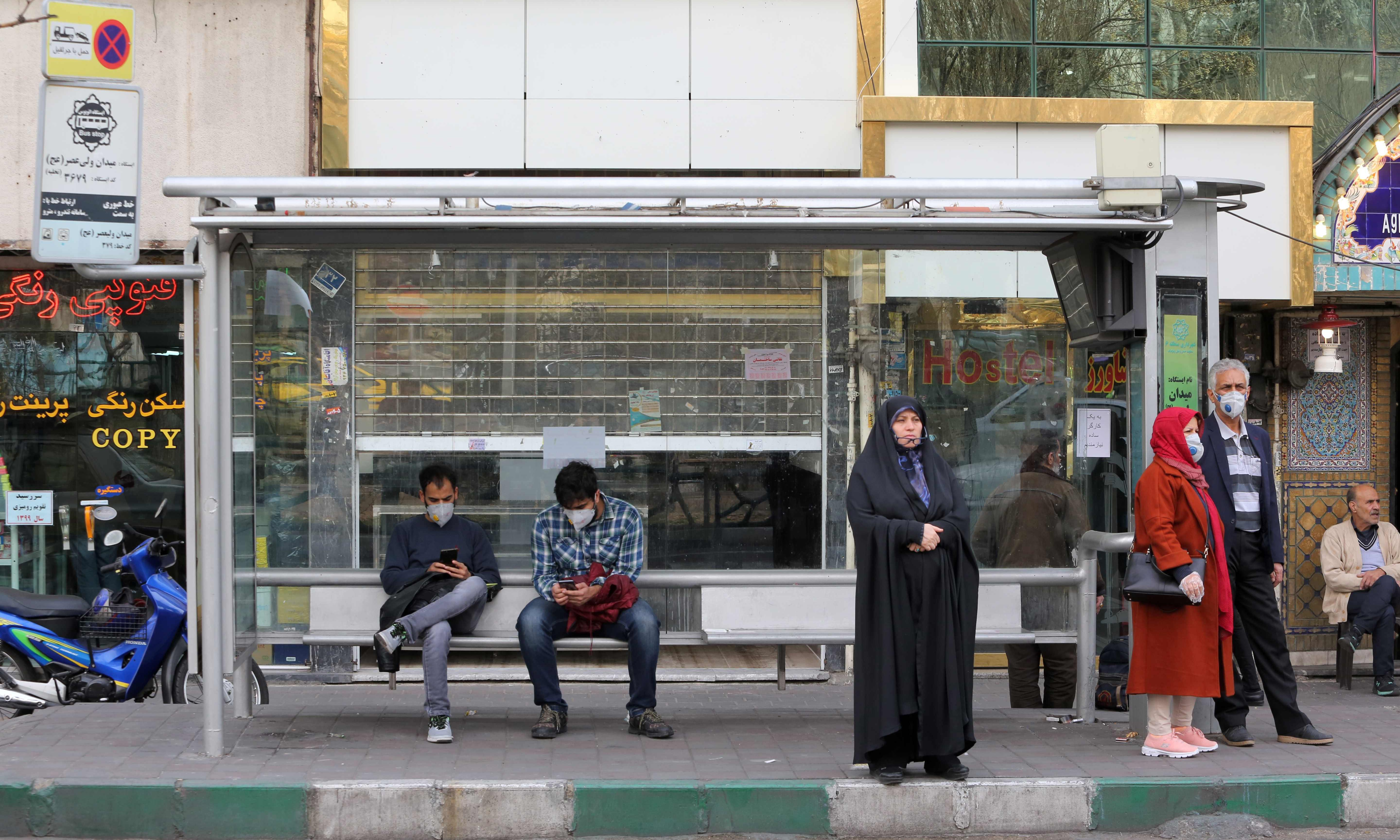 Coronavirus fears grip Middle East as Iran denies cover-up