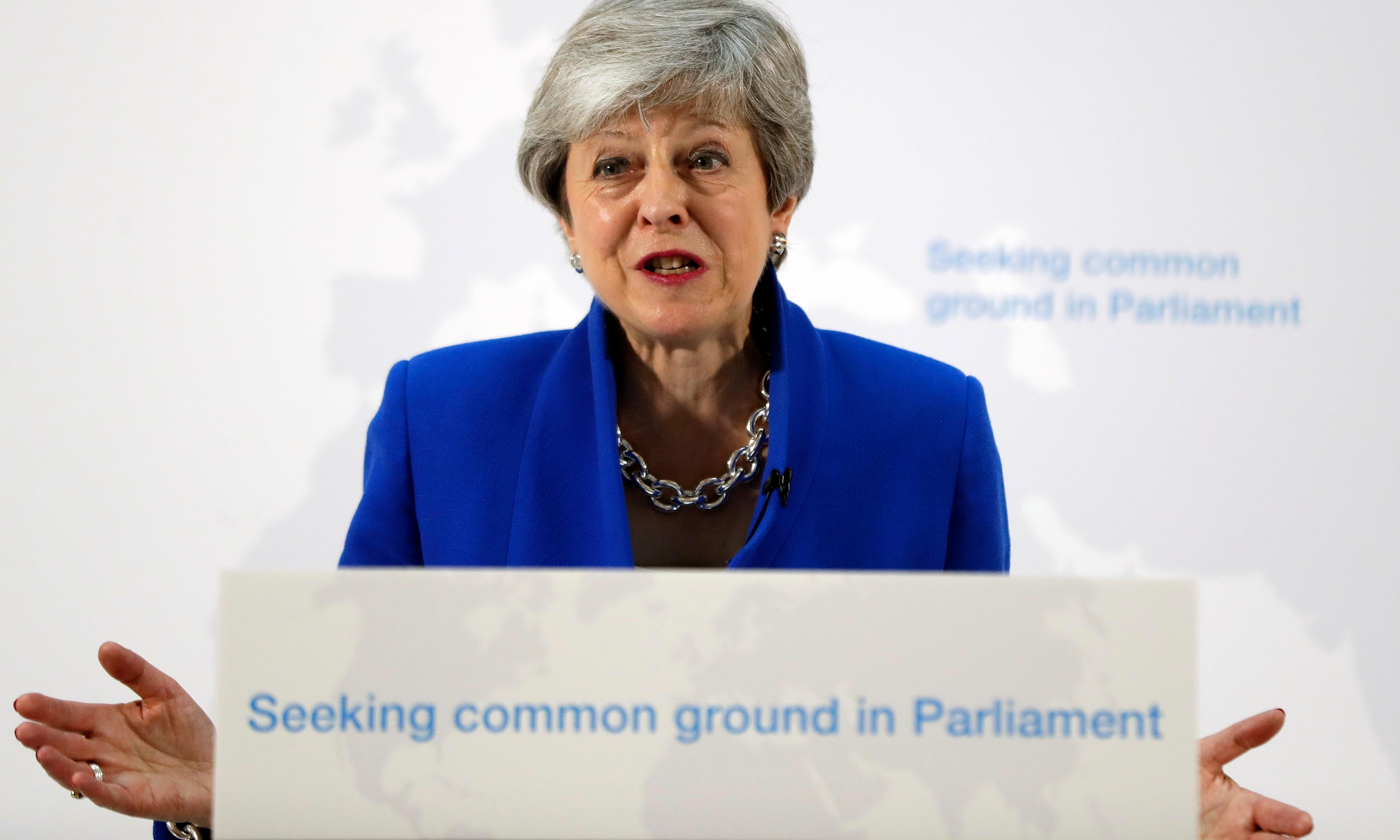 The Guardian view on Theresa May's final act: nowhere left to fail