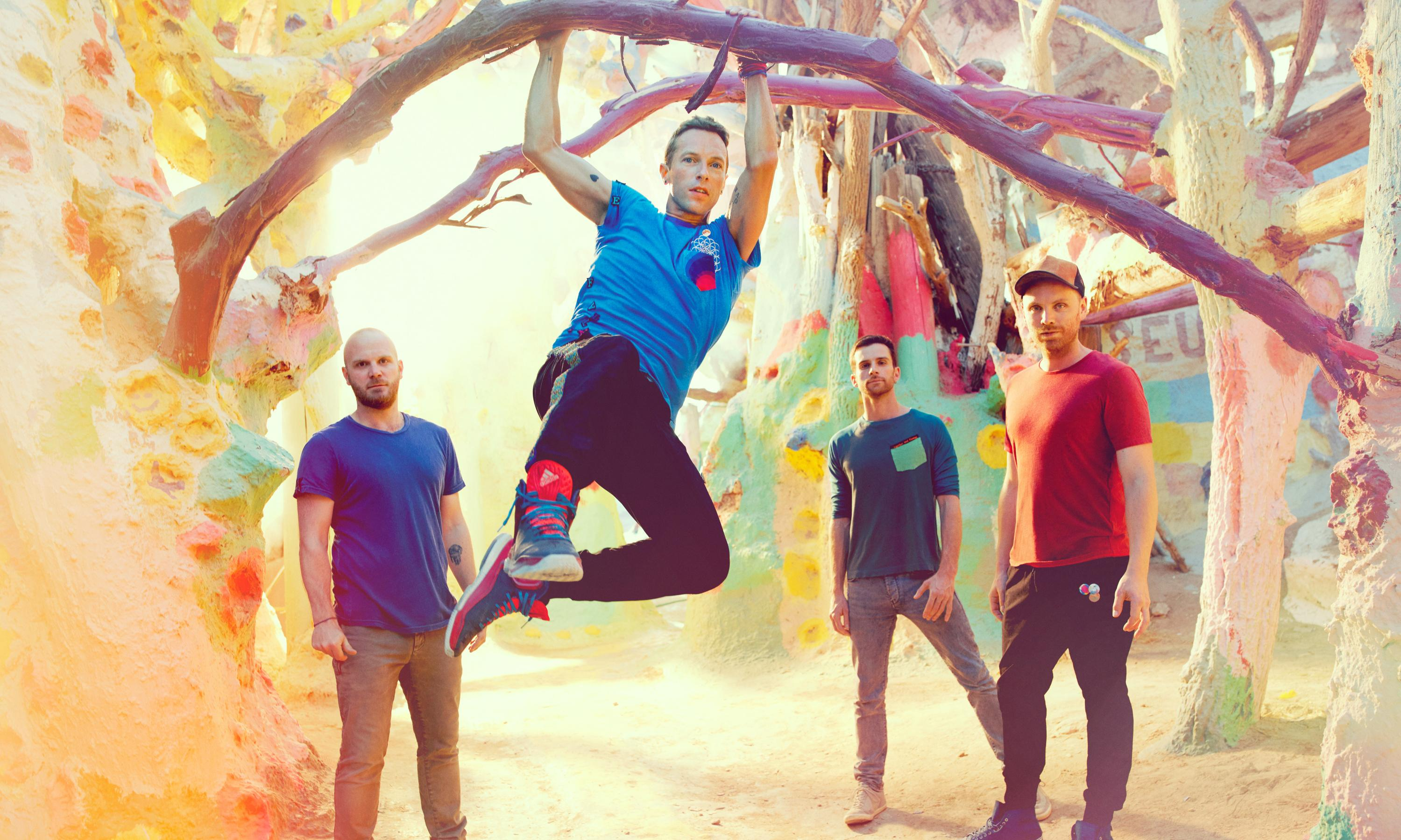 No more mellow Yellow: why Coldplay are pop's weirdest band