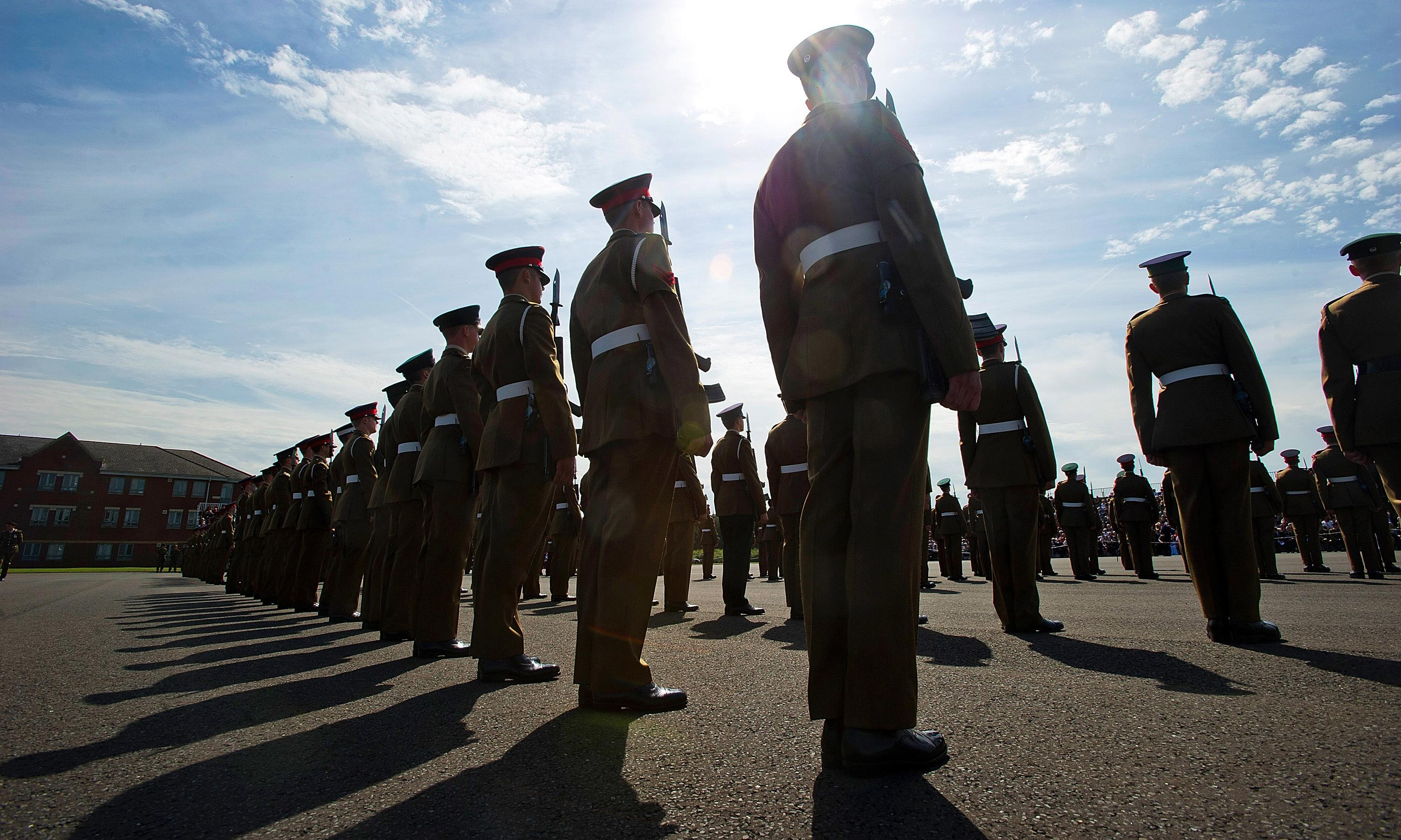The Guardian view on 16-year-old soldiers: armies are for adults