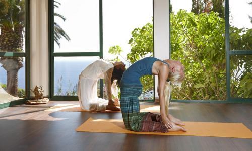 Galosol Hotel- Yoga classCompany