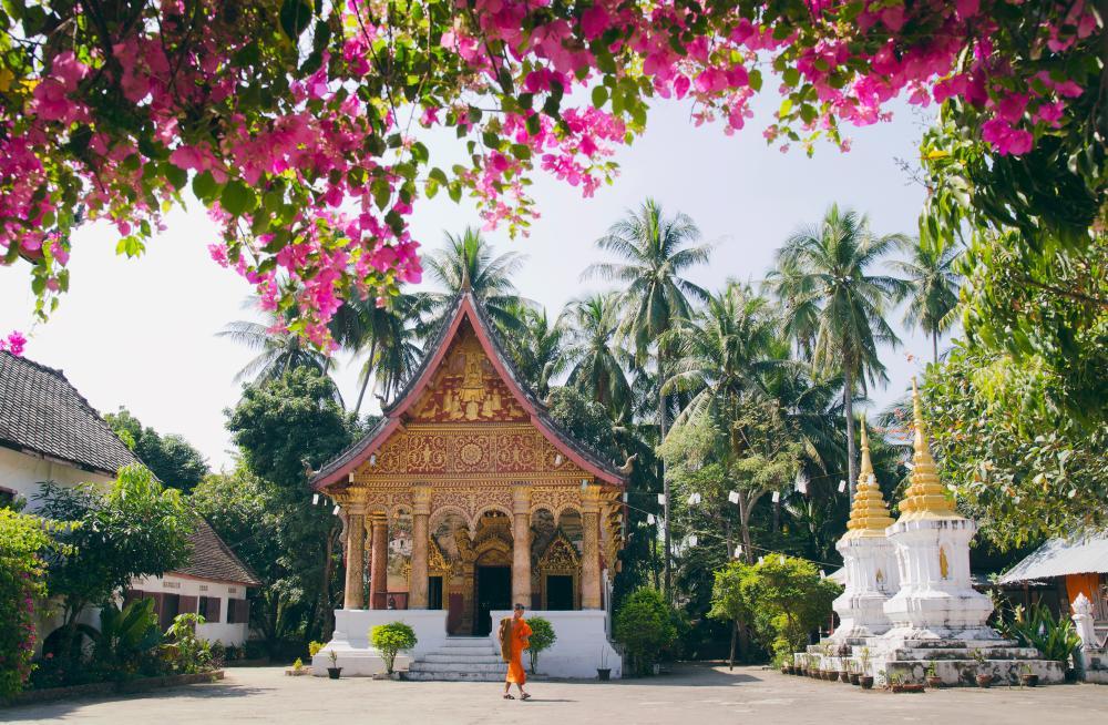 Wat Papai temple, Luang Prabang