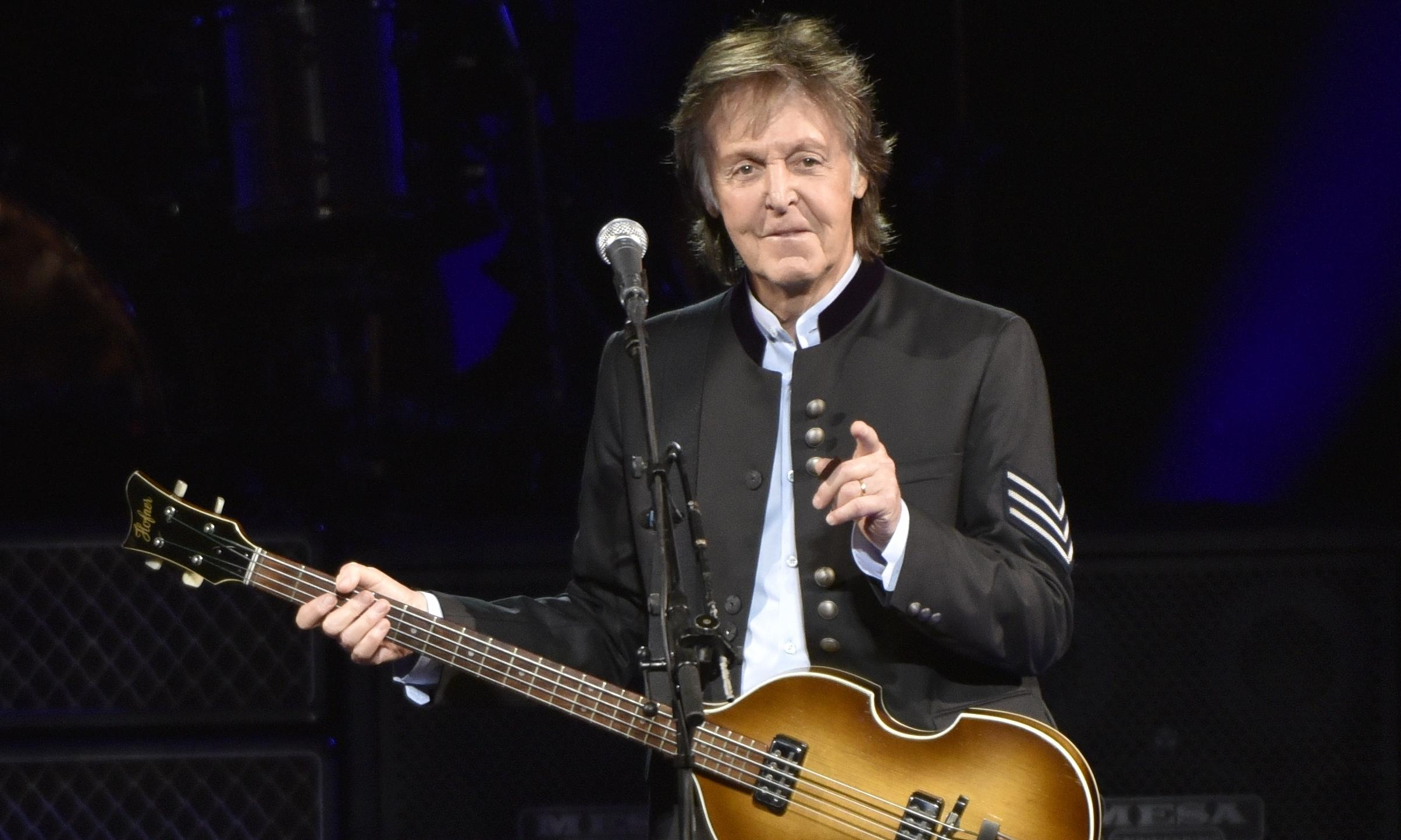 Paul McCartney to release first new solo single in four years