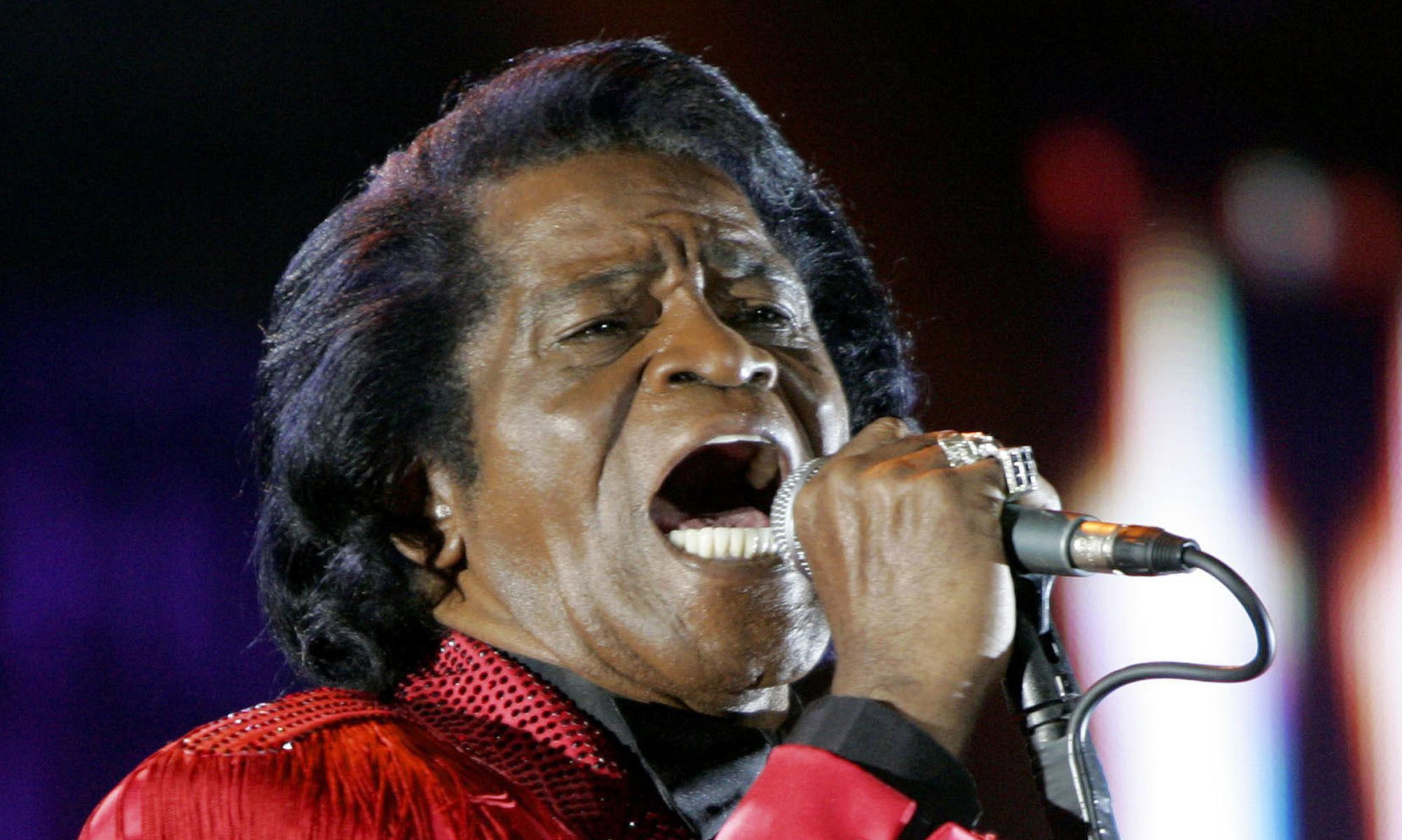James Brown: prosecutor may investigate claim singer was murdered