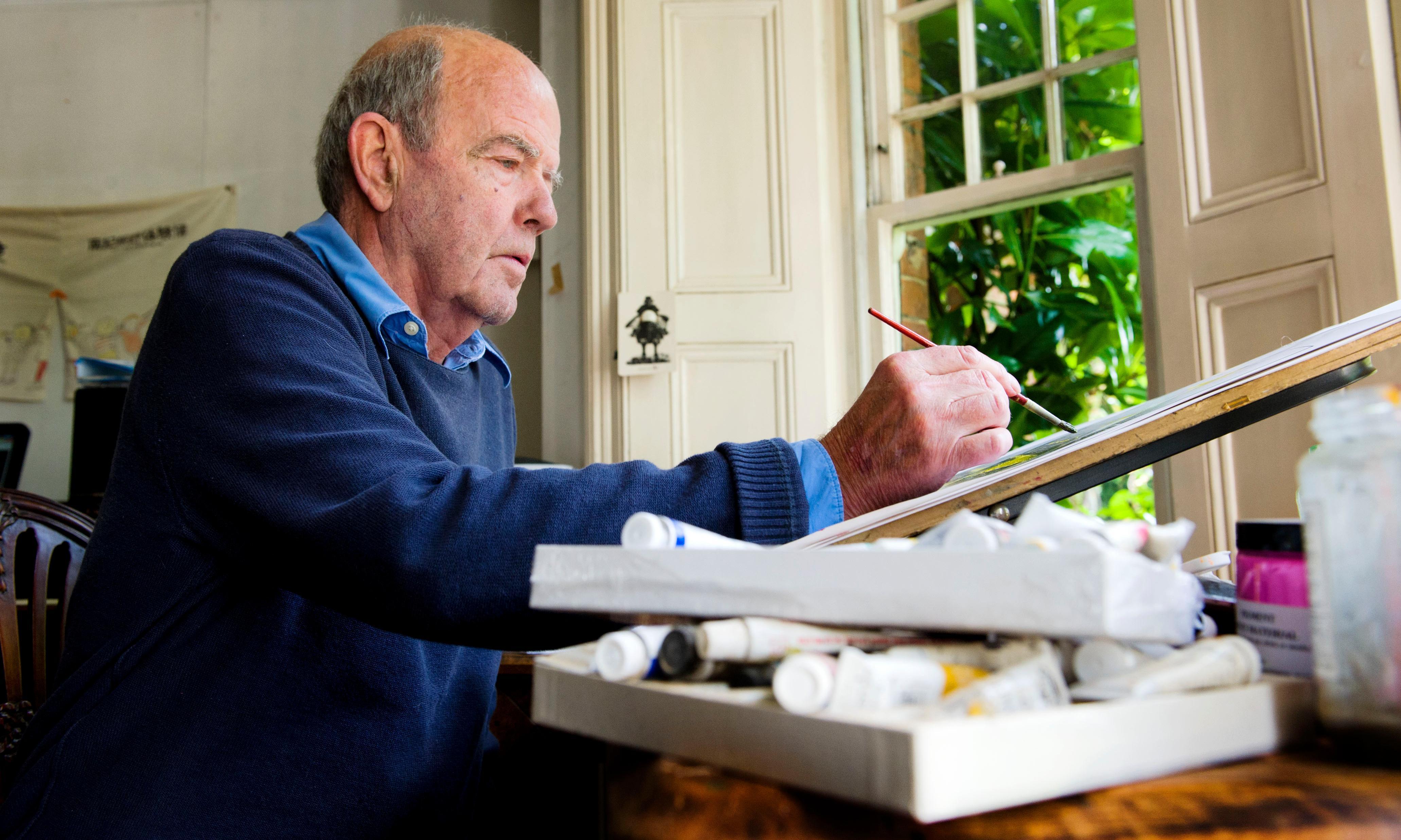 John Burningham obituary