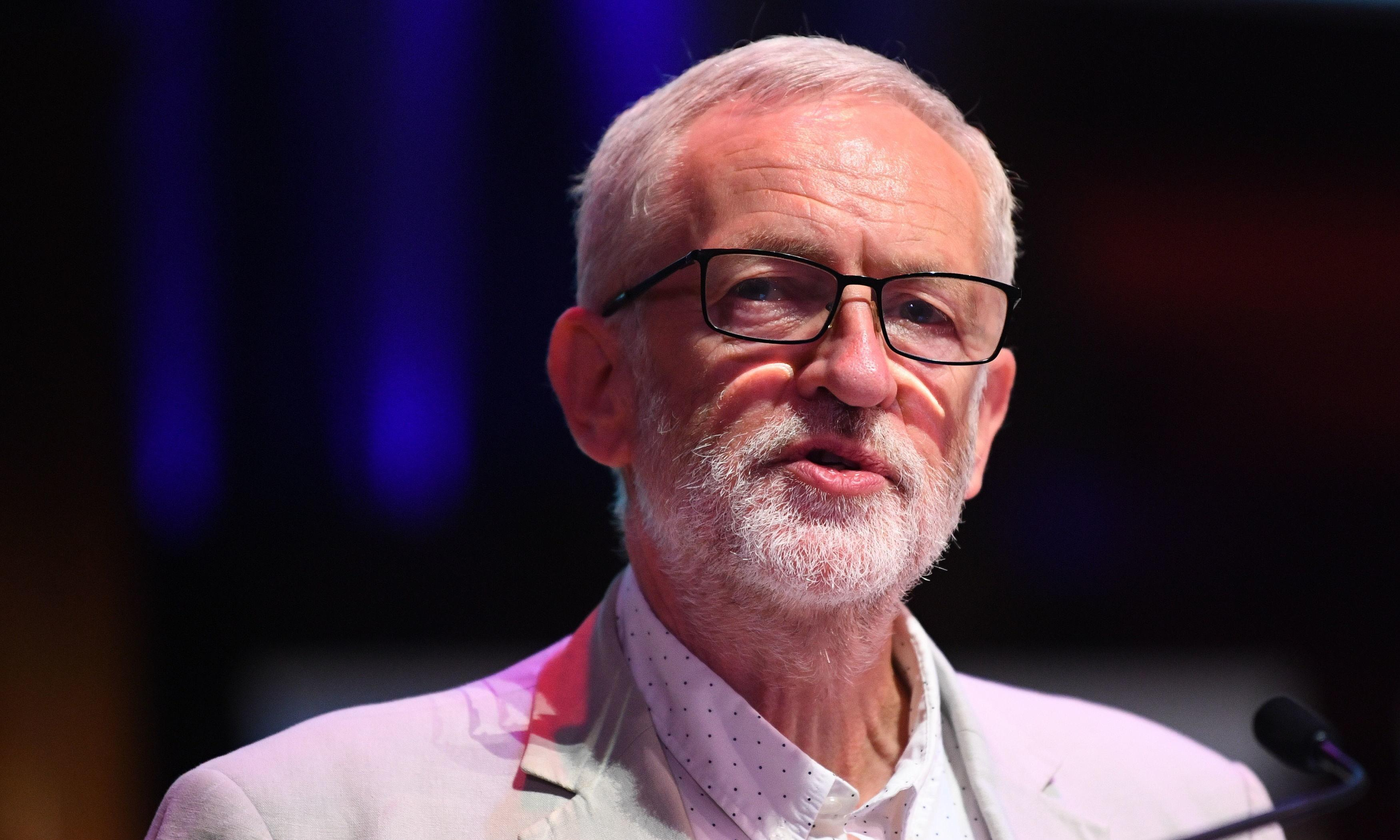 Corbyn could have been the nation's saviour. But he's just too tribal