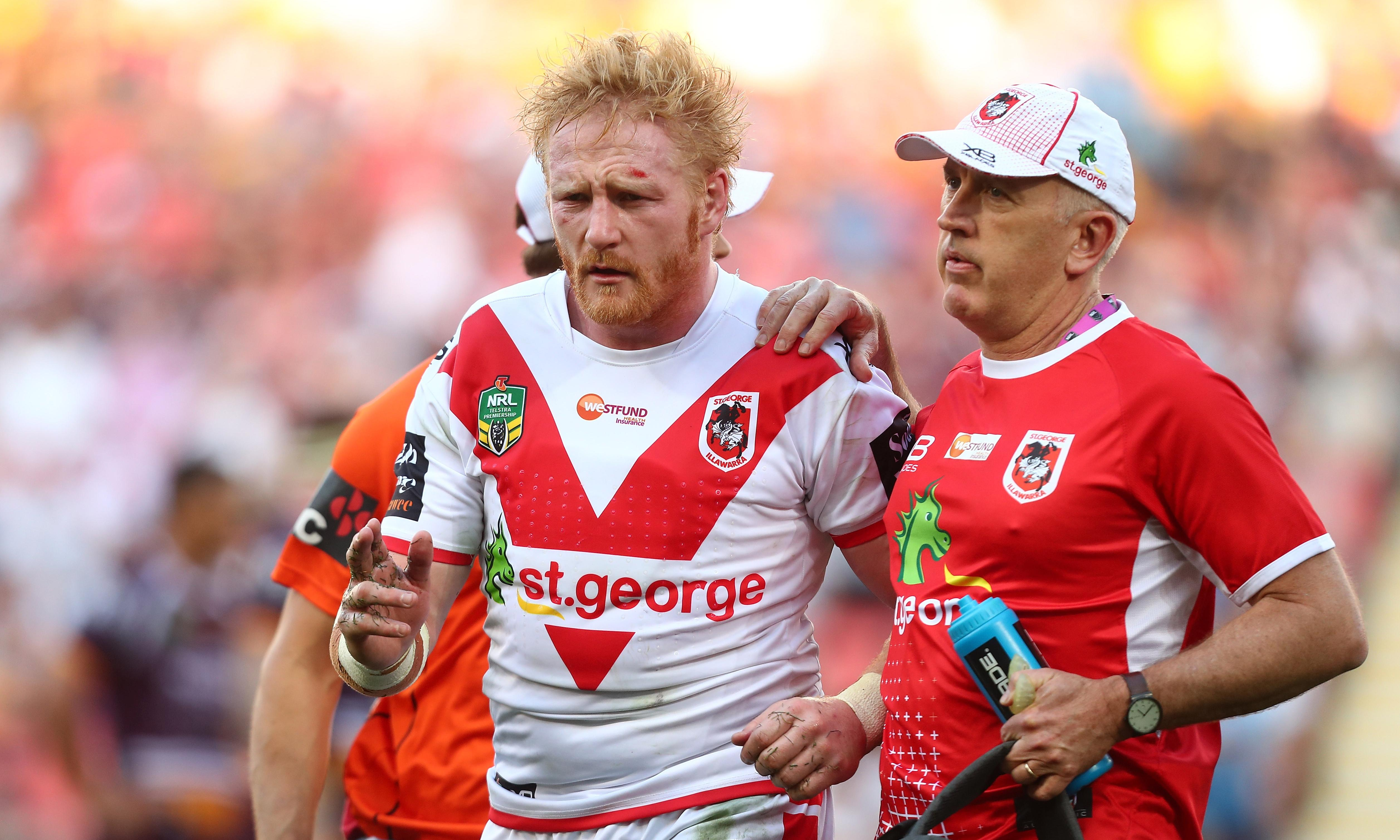 Concussions in sport: I stopped playing after sustaining head knocks