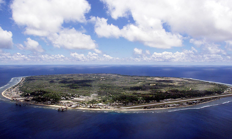 Former Nauru president regrets signing offshore processing deal with Julia Gillard