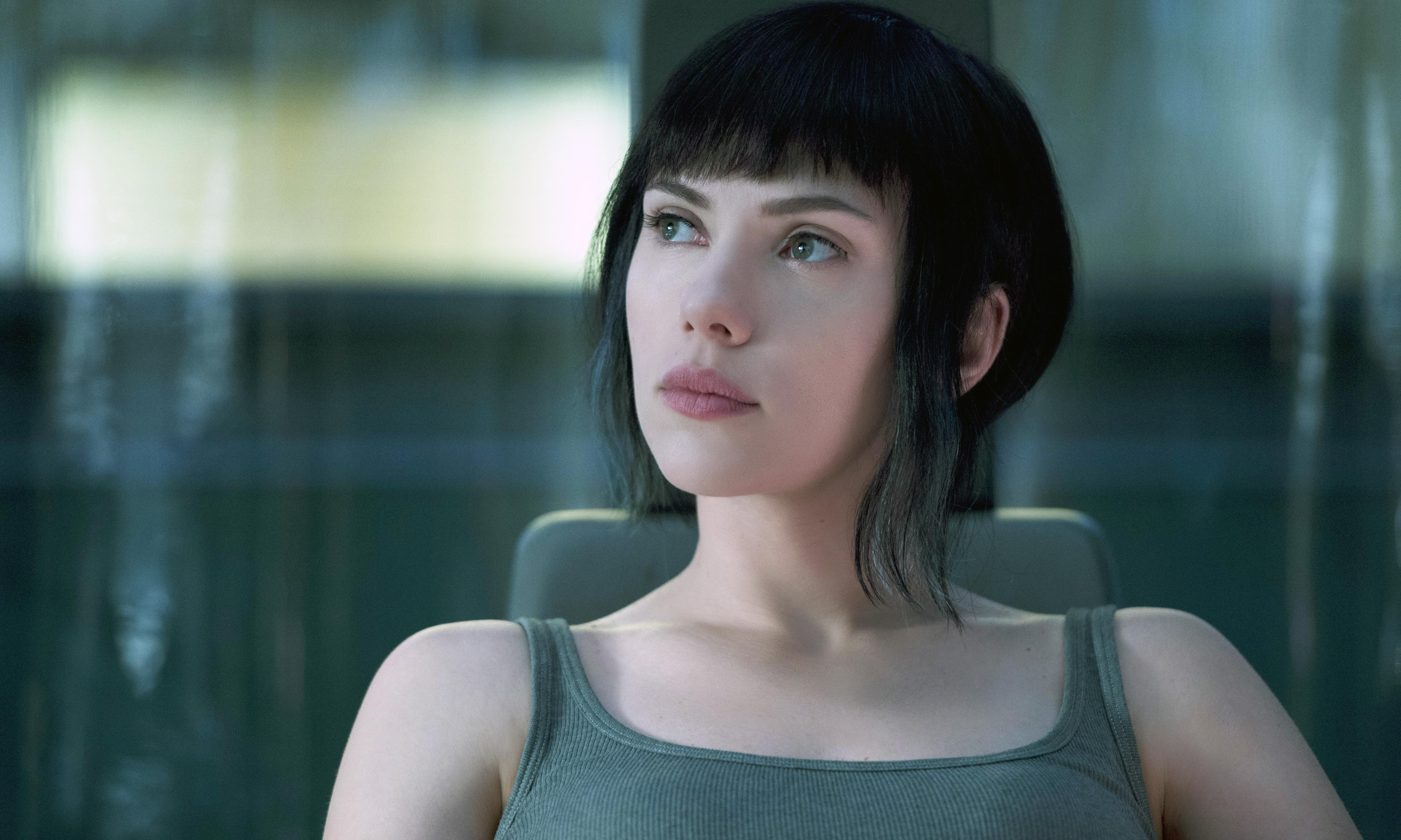 Scarlett Johansson could ideally play 'any person'. But our world is far from ideal