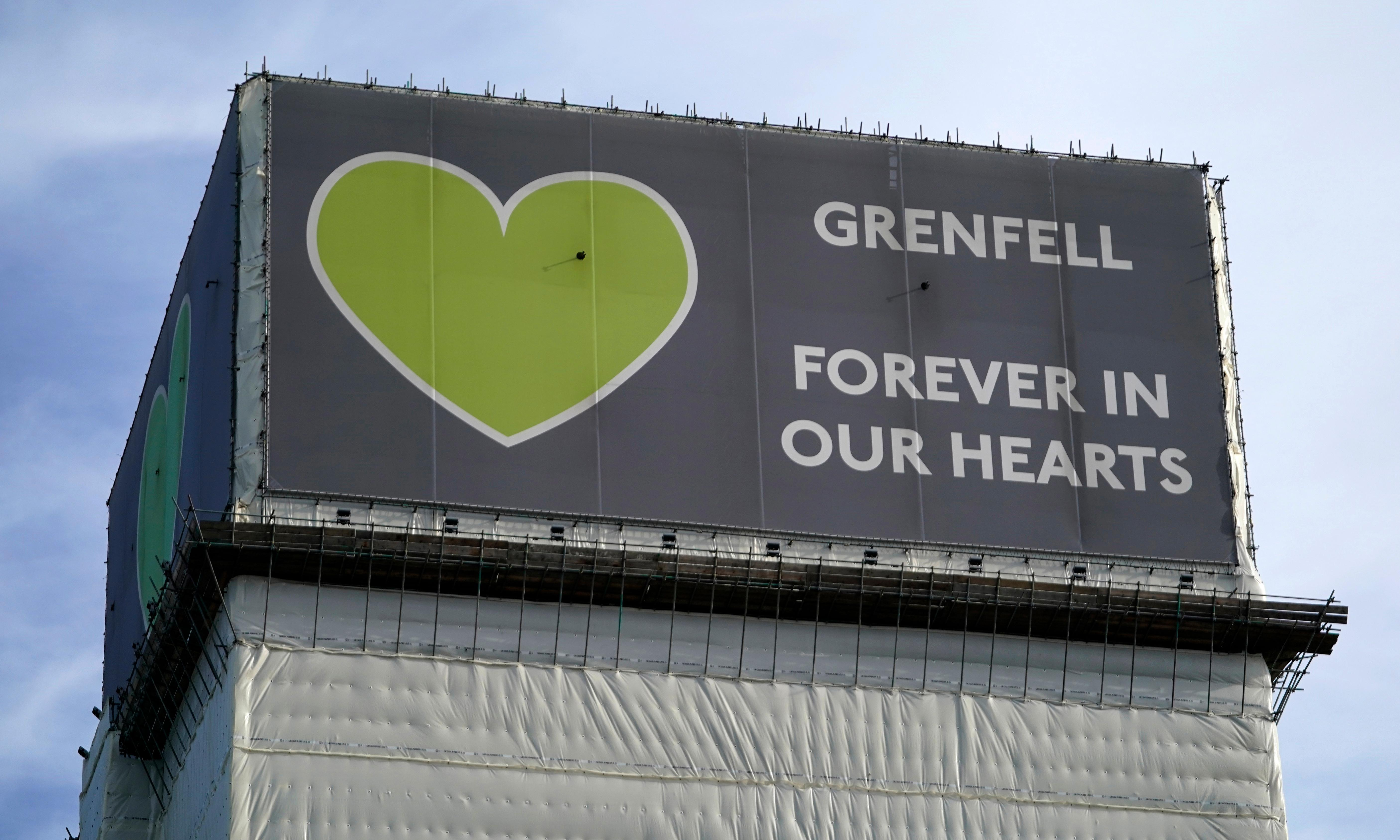 Grenfell survivors criticise 'out of touch' Boris Johnson