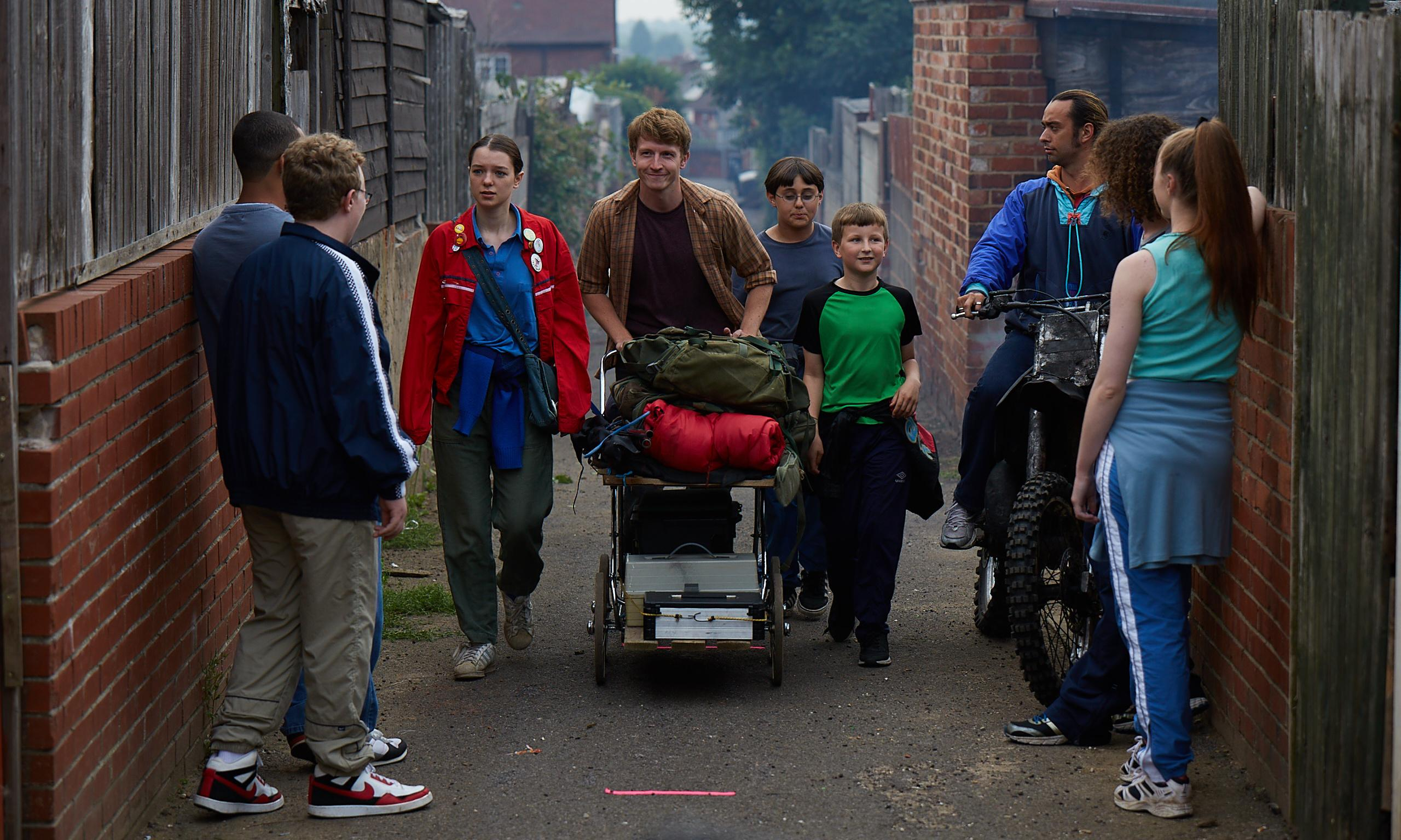 Pond Life review – affectionate coming-of-age comedy