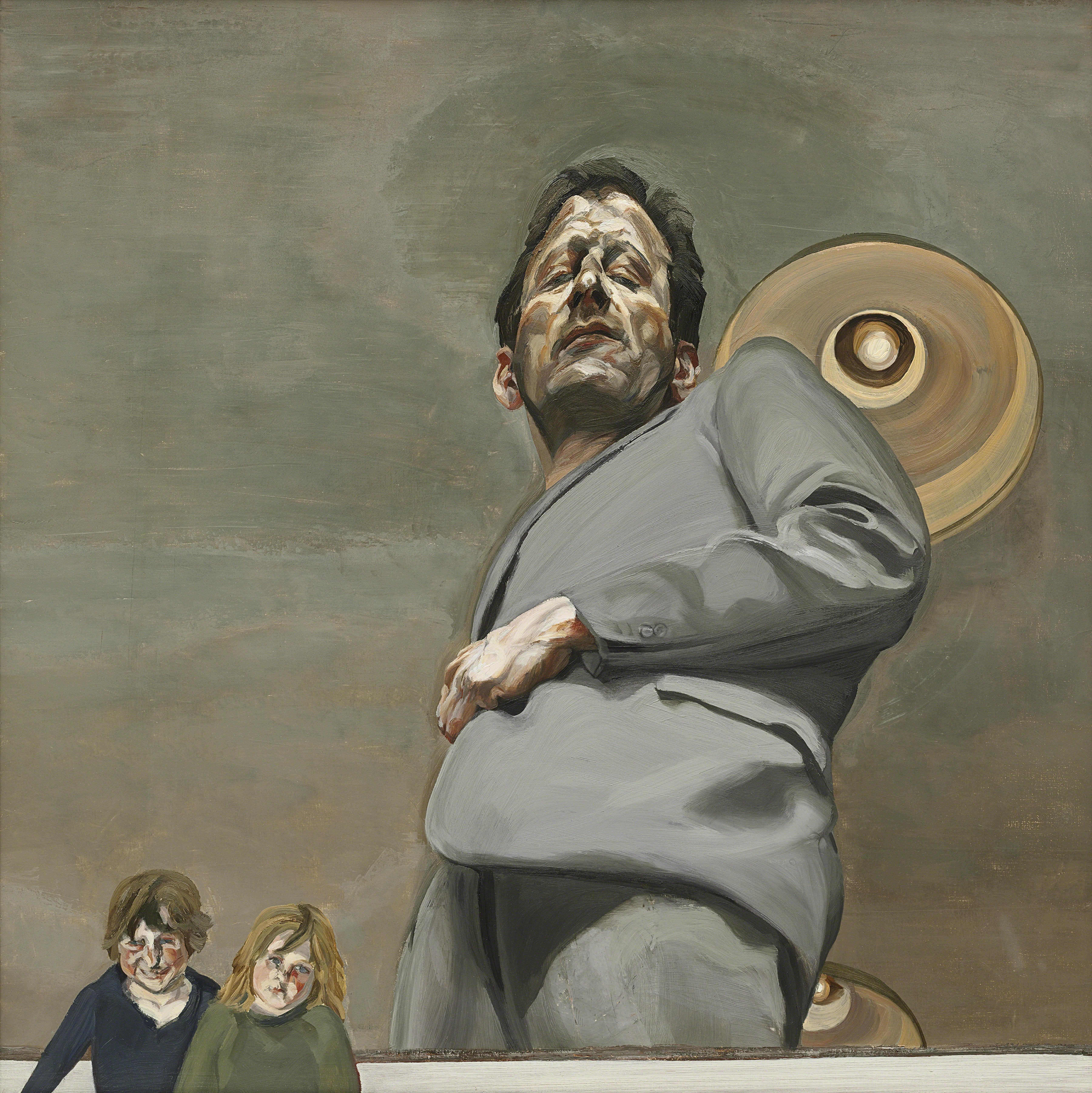 Lucian Freud: The Self-portraits; Gauguin Portraits review – violence and mania