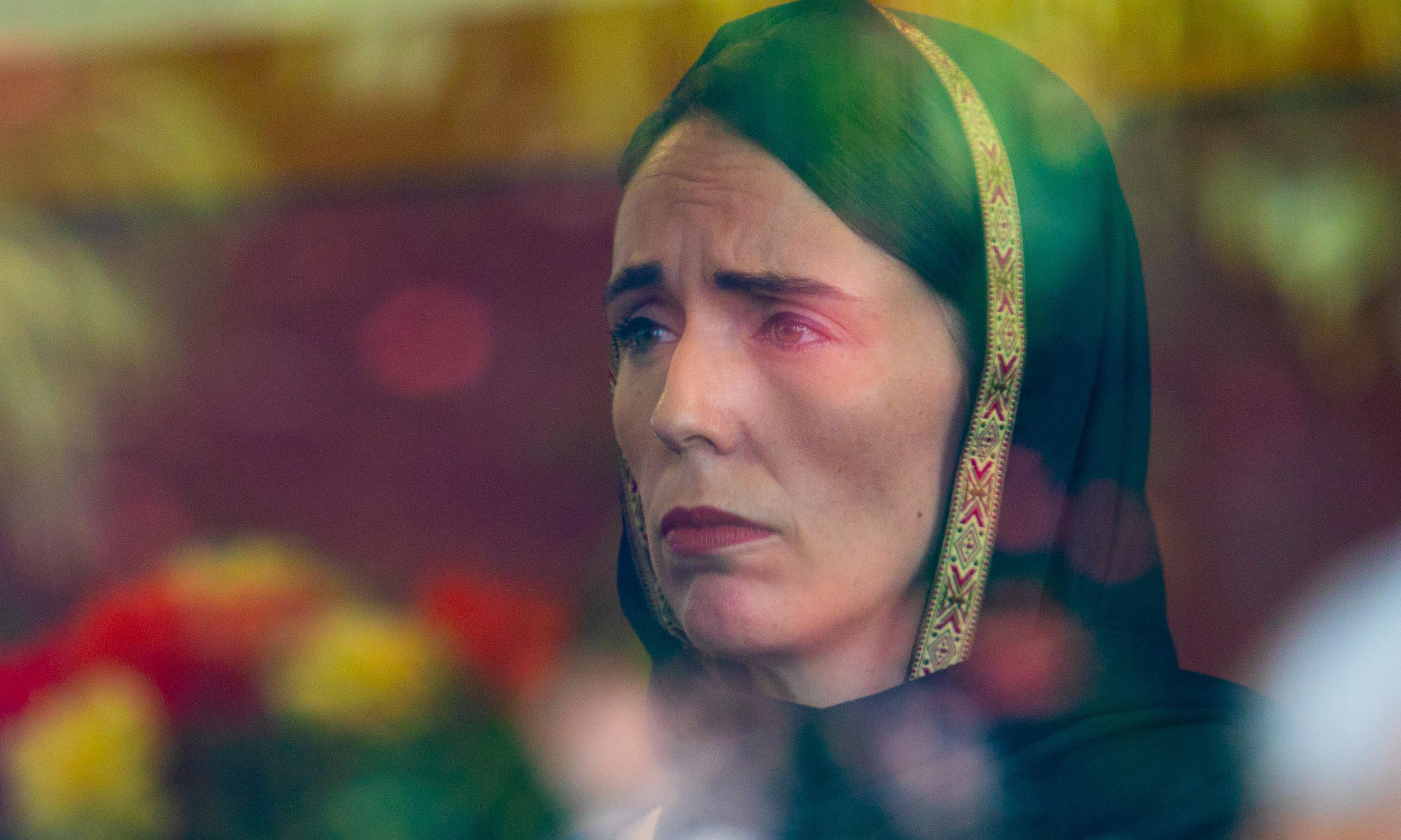 An image of hope: how a Christchurch photographer captured the famous Ardern picture