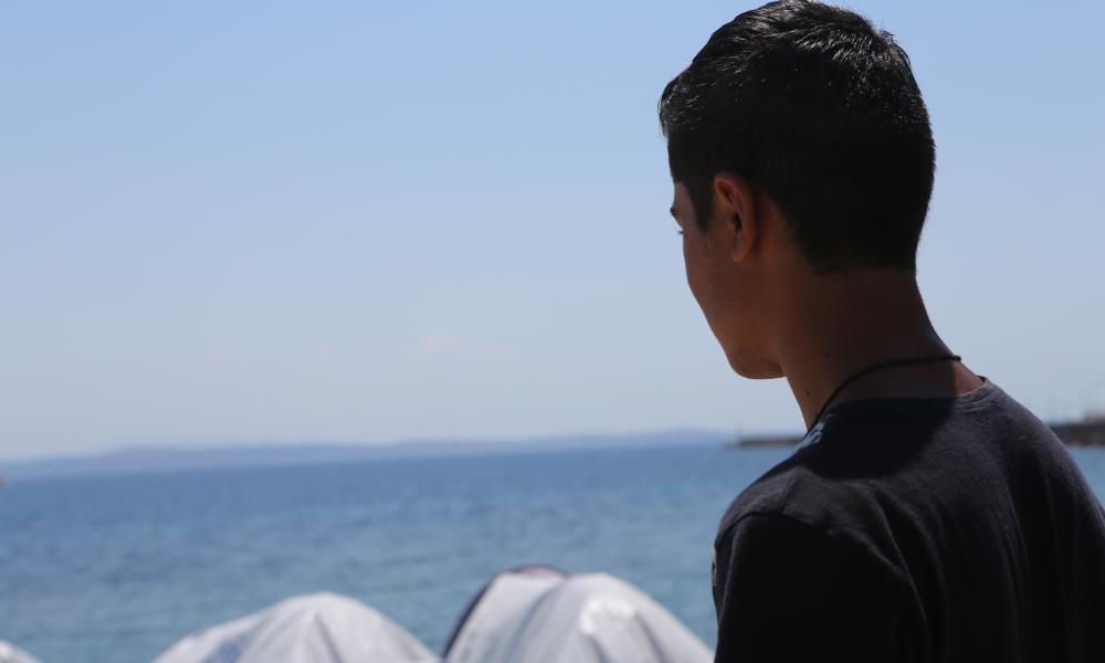 Abandoned and abused: the forgotten Syrian refugee children on a Greek detention island