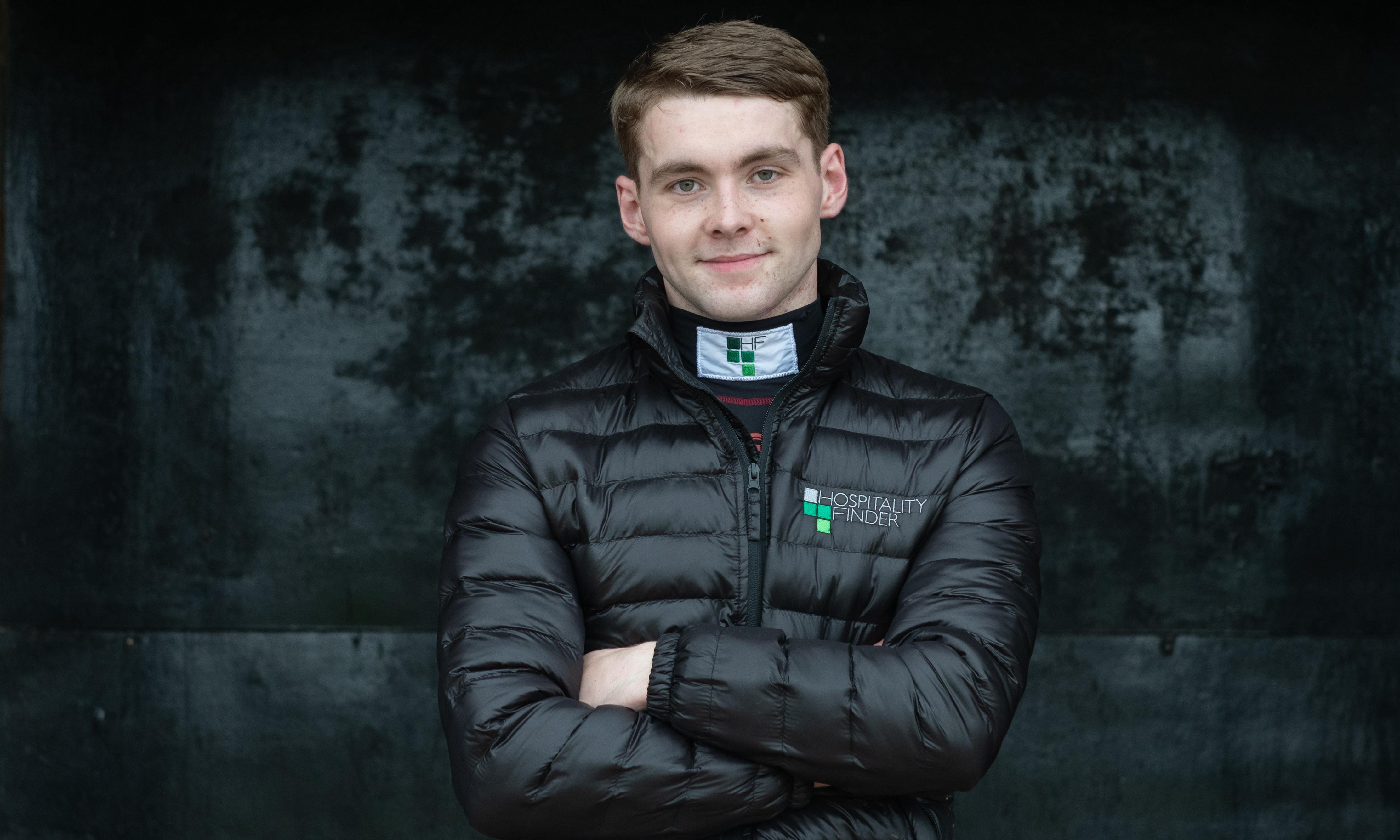 Jonjo O'Neill Jr: 'The way it's worked out has just been lucky'