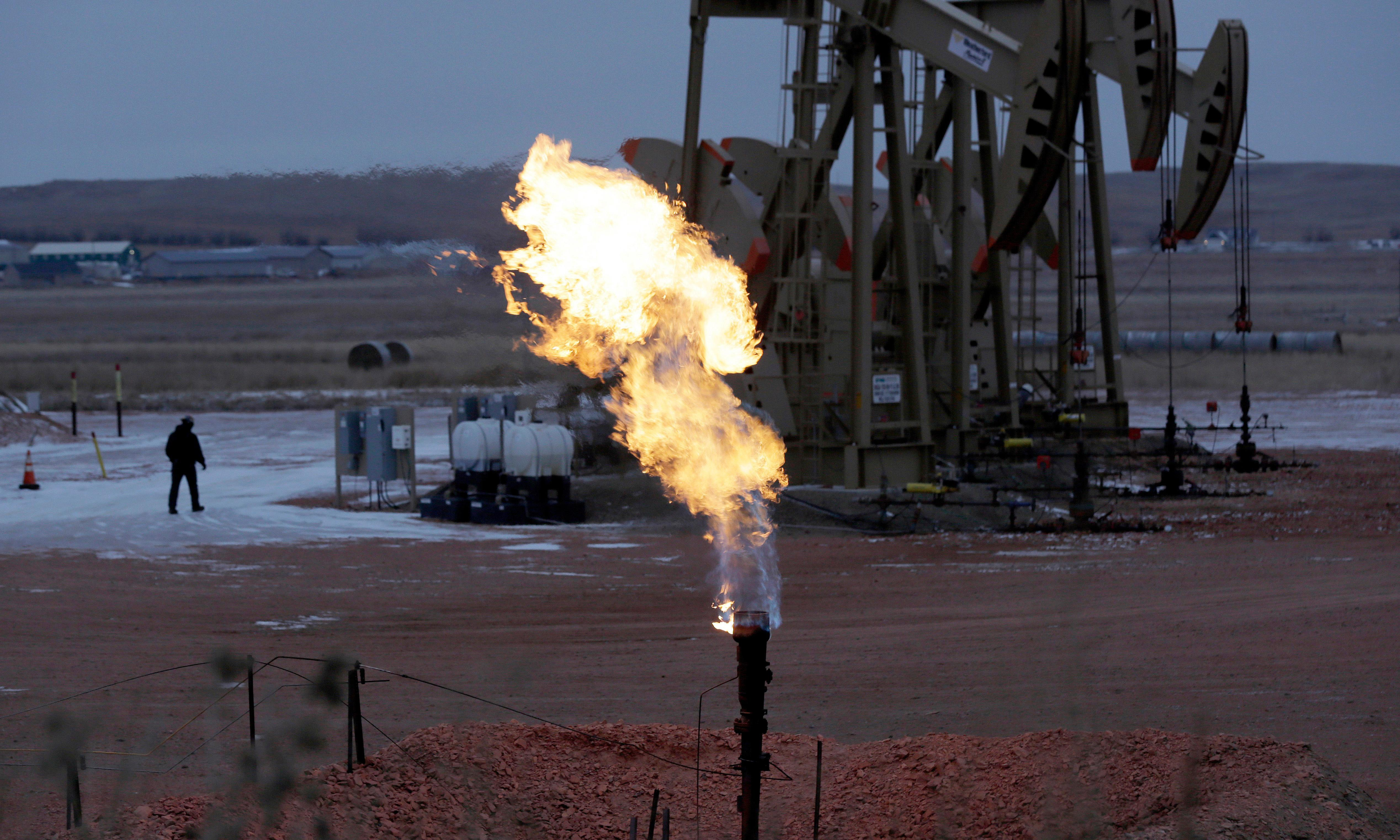 US energy department rebrands fossil fuels as 'molecules of freedom'