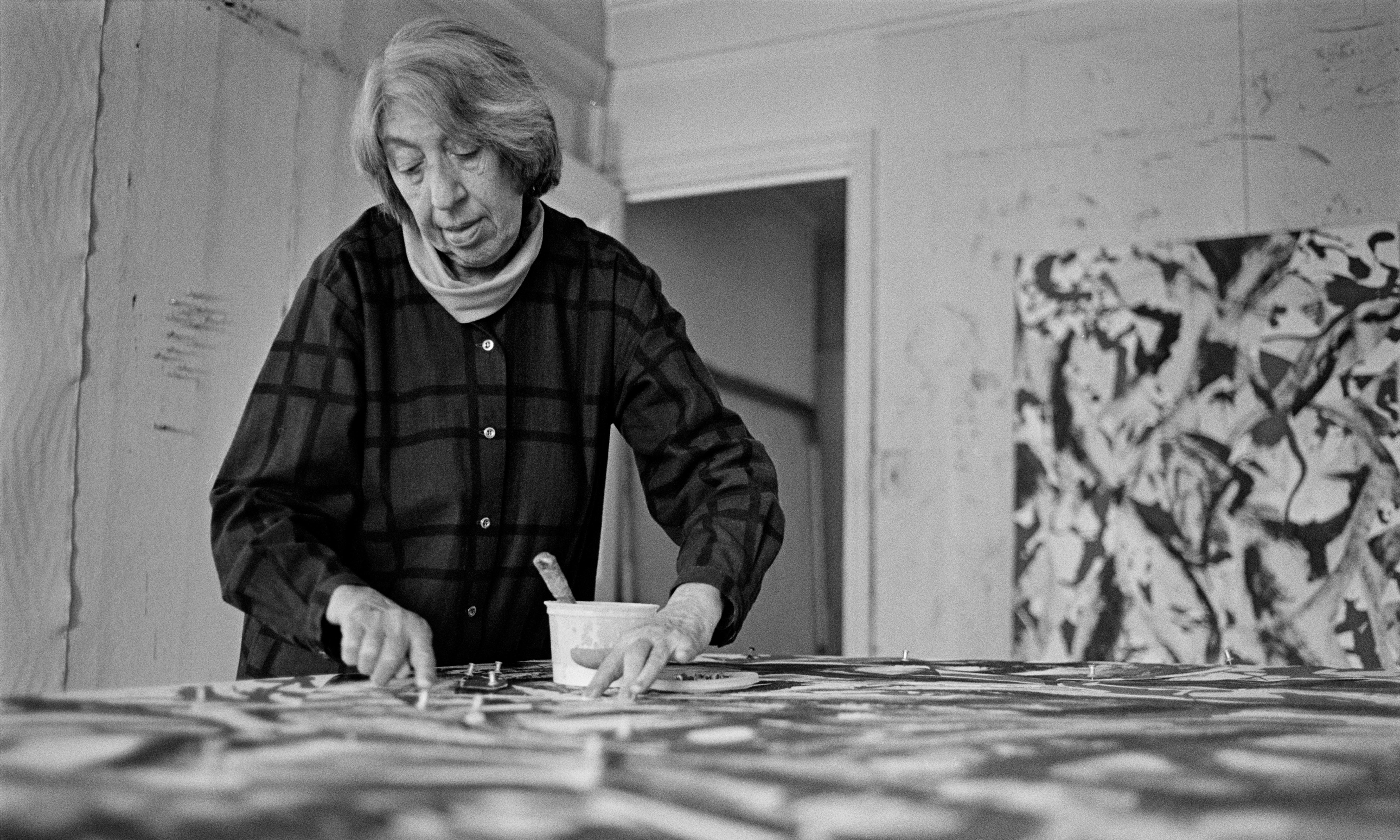 Lee Krasner was an artist, not just a wife