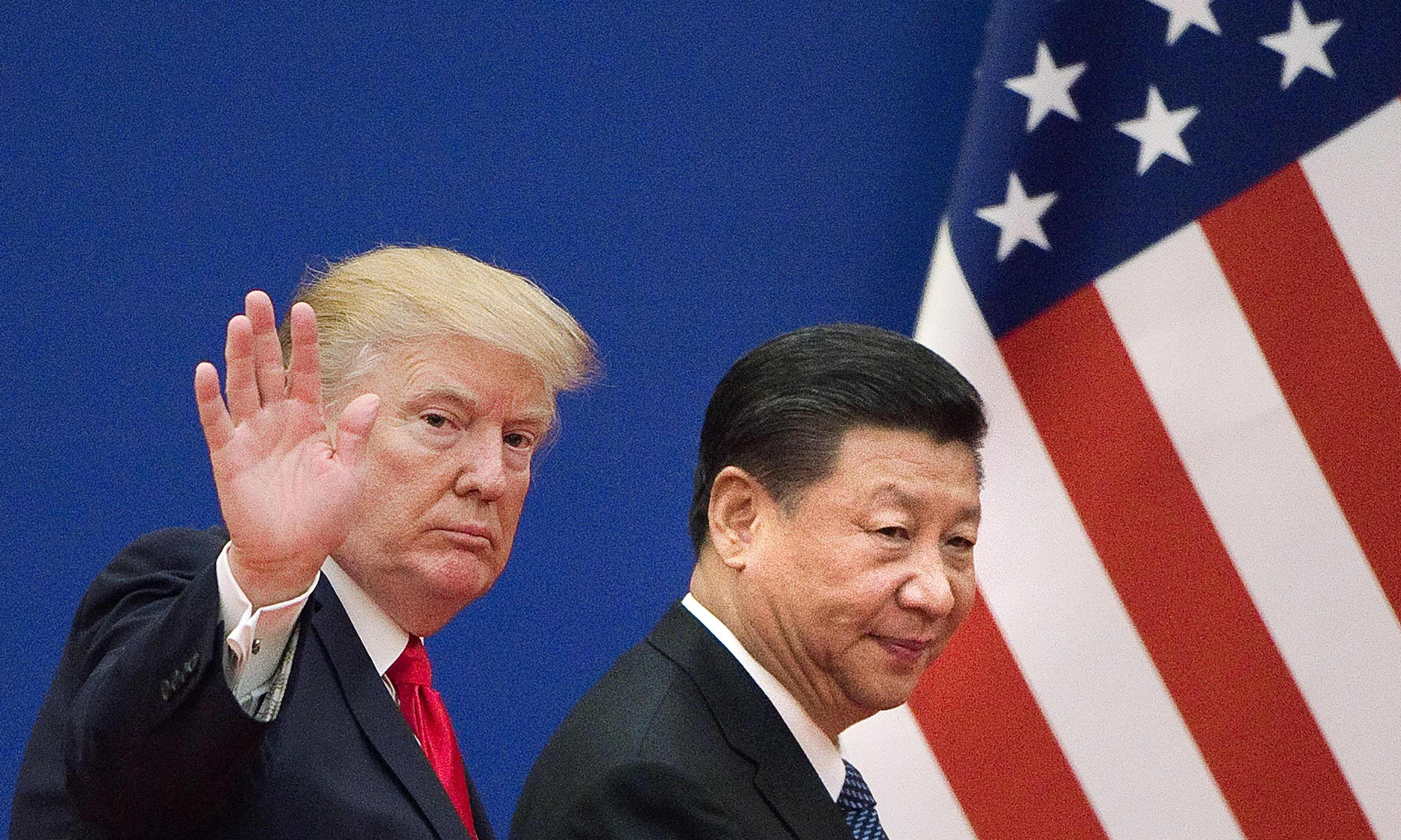 Donald Trump and Xi Jinping miss a trick over trade
