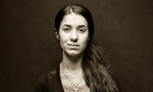 Nadia Murad.