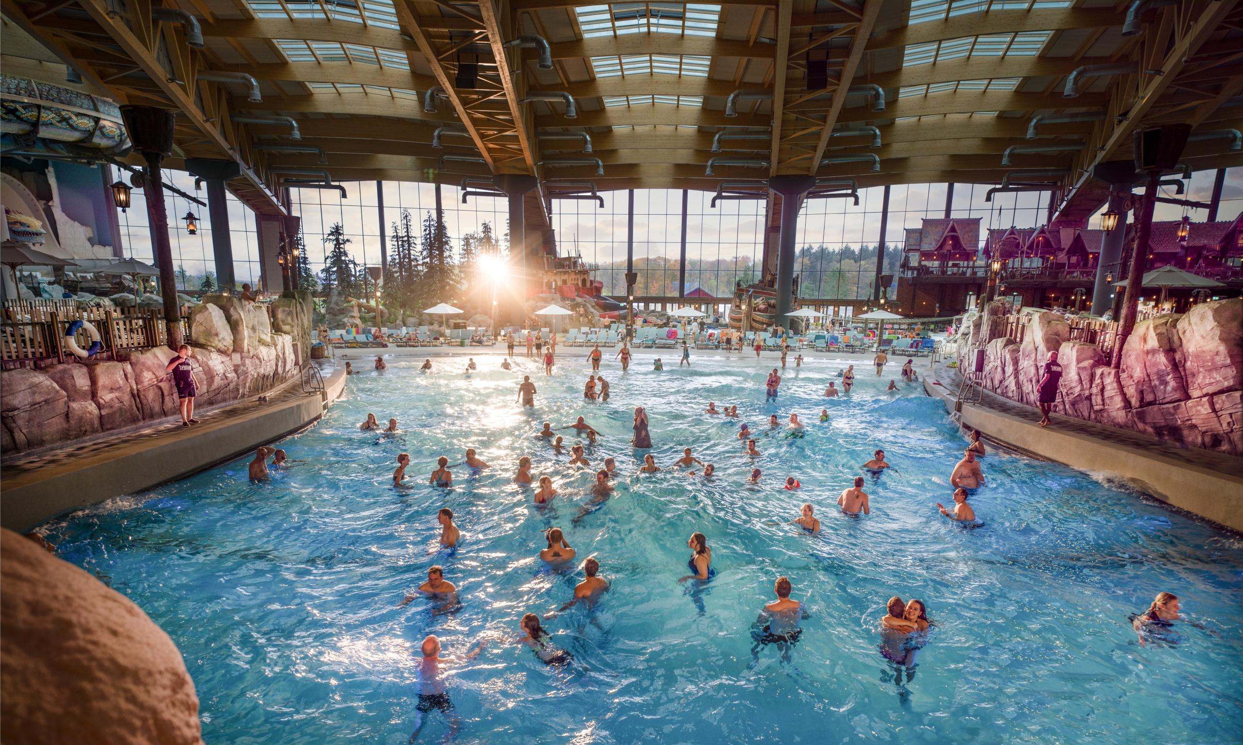 Rulantica, Europa-Park's new indoor water world