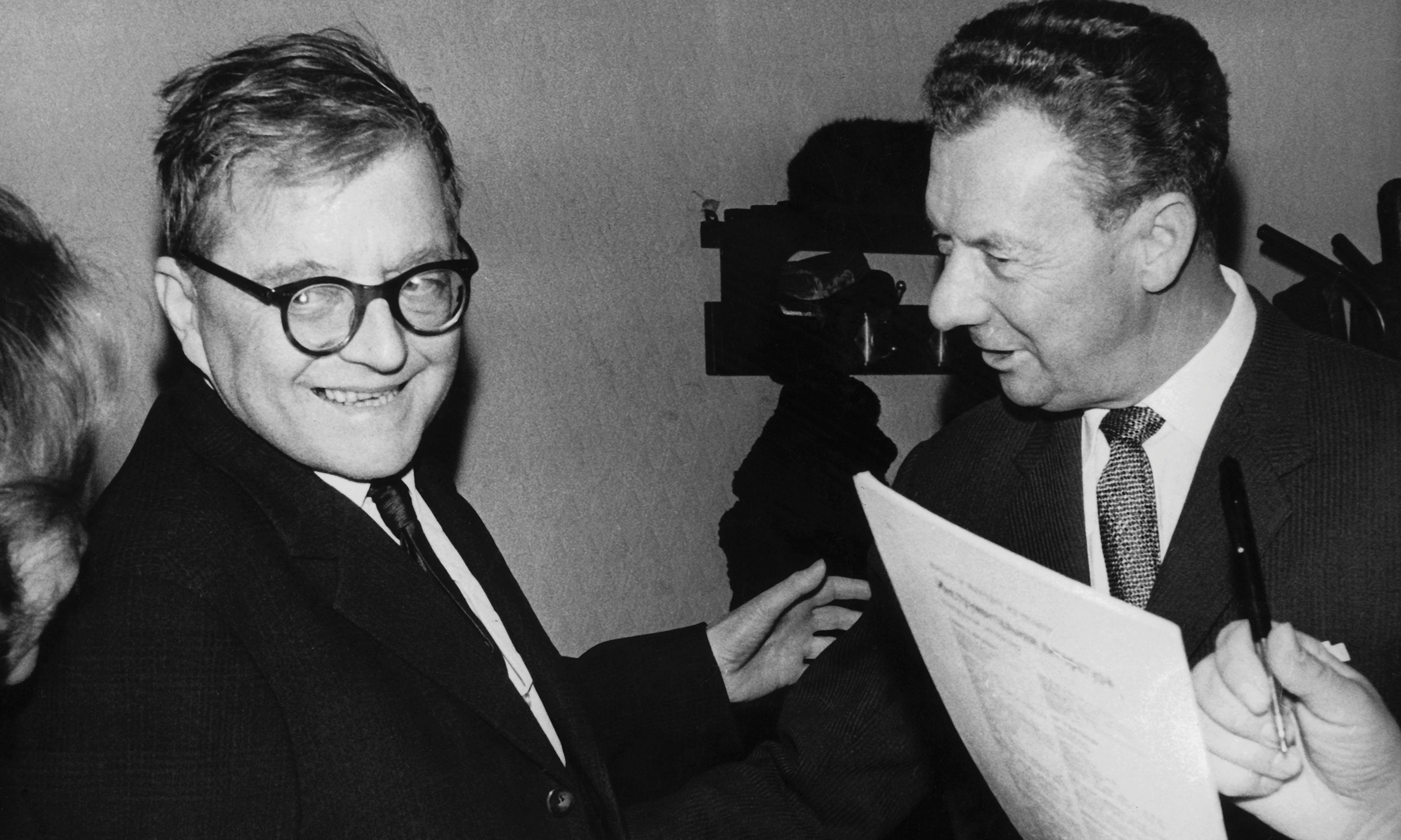 Rebels with a cause: the friendship of Britten and Shostakovich