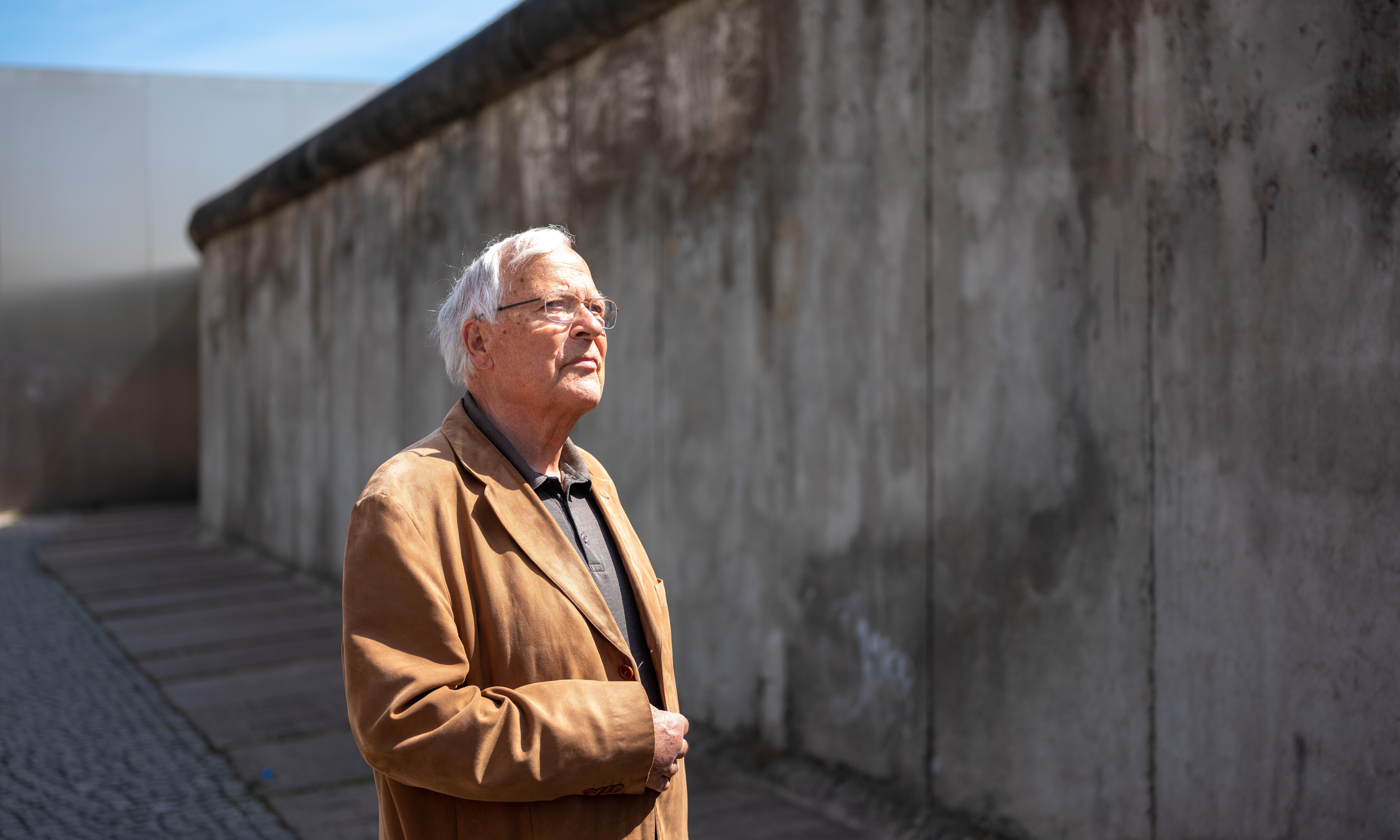 Experience: I tunnelled under the Berlin Wall