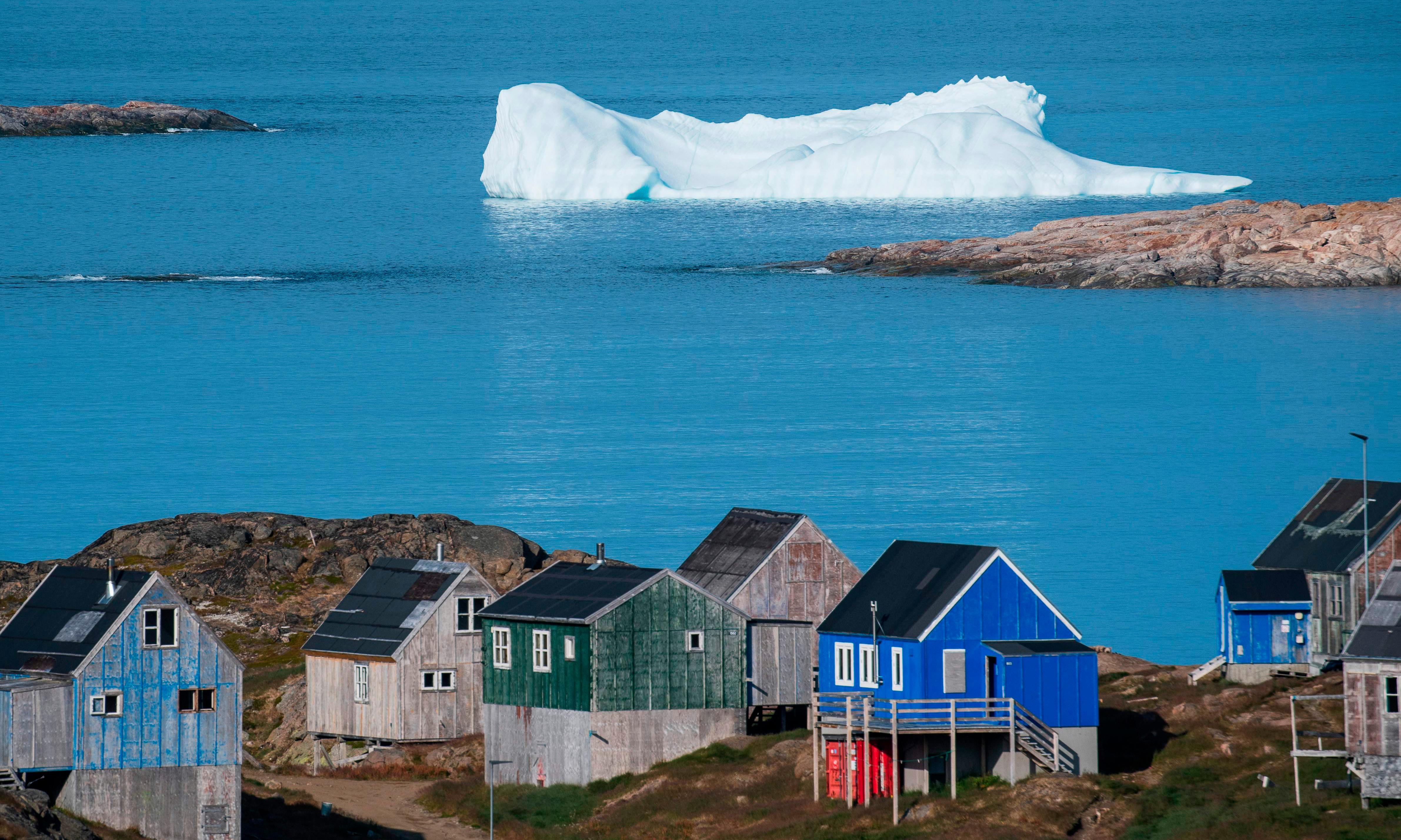 Trump confirms he is considering attempt to buy Greenland