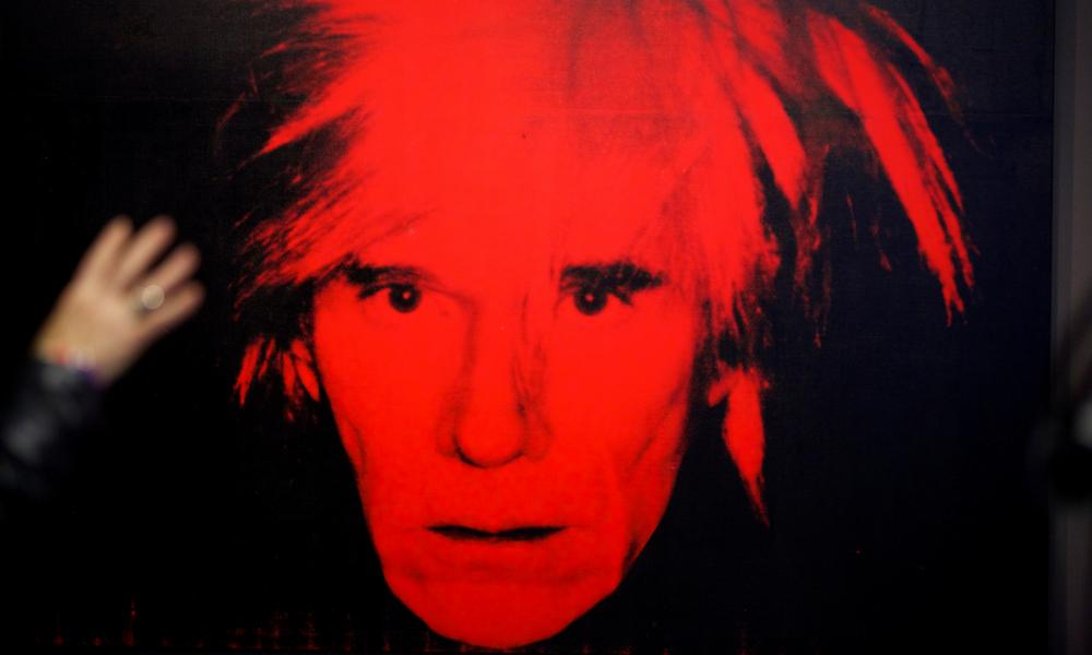 Warhol: missing from this year's sales but is he Trump's muse?