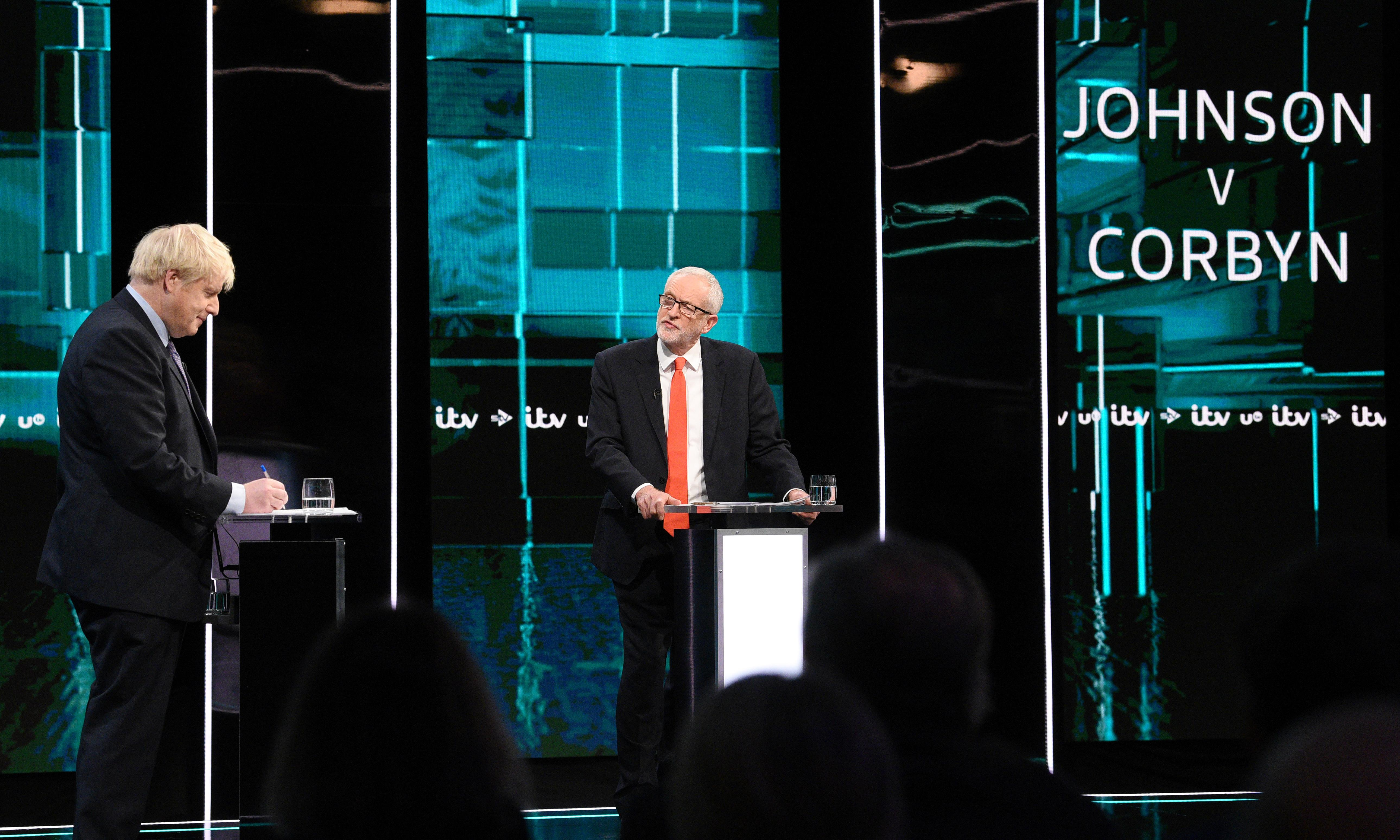 How plausible are Johnson and Corbyn's election claims?