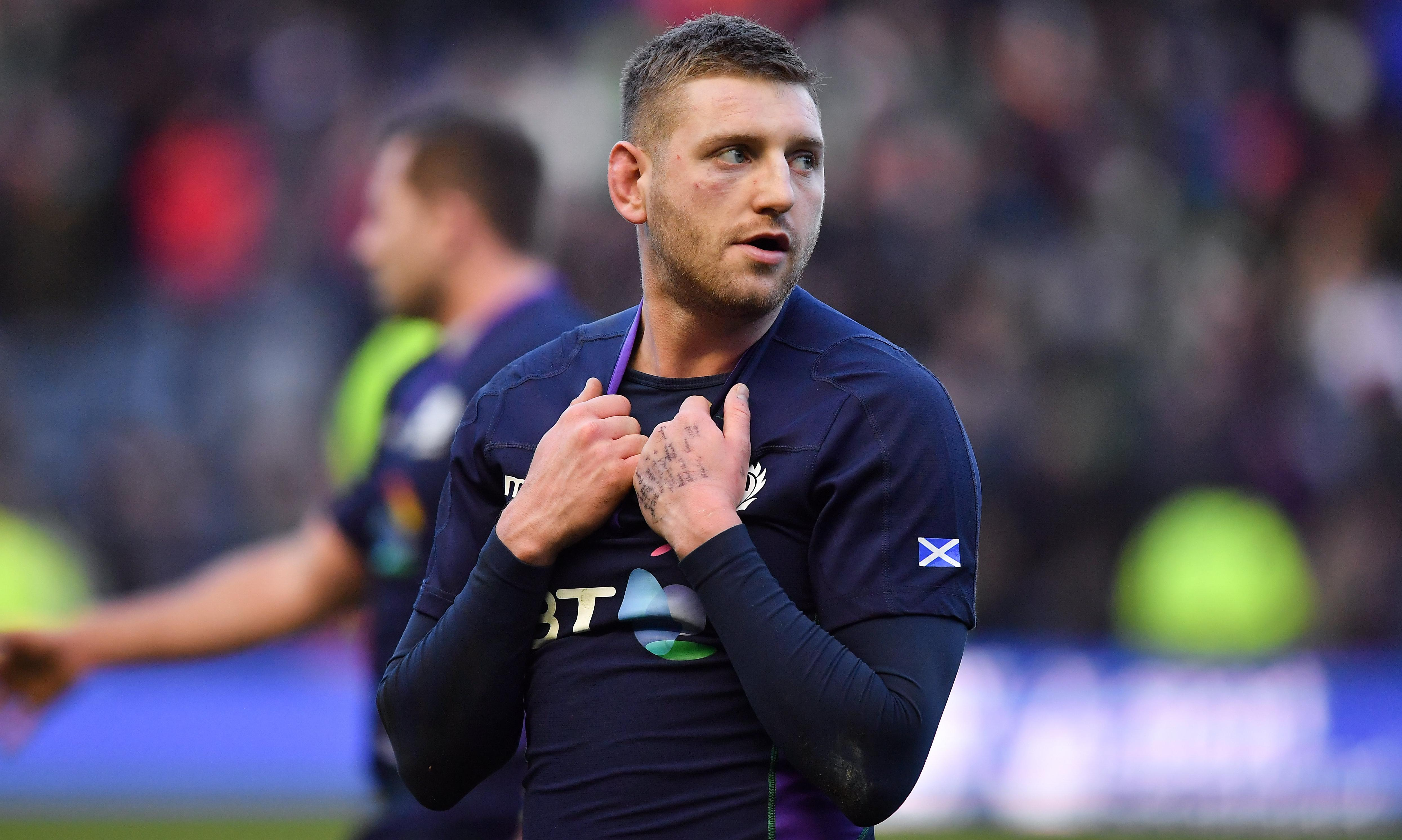 Scotland lose injured Finn Russell as France drop Lopez and Parra