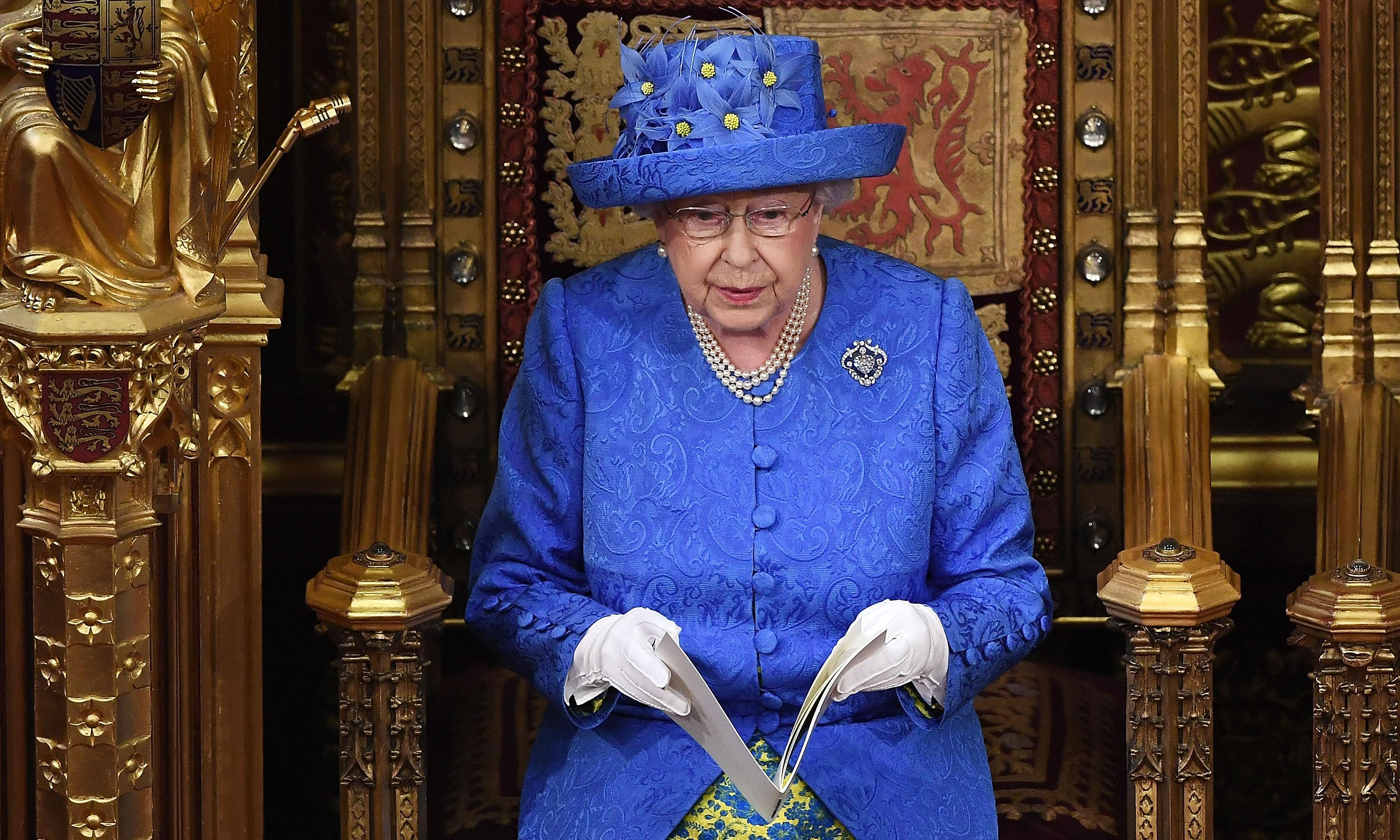'Future of Britain is in Europe,' the Queen told Germany in 1988