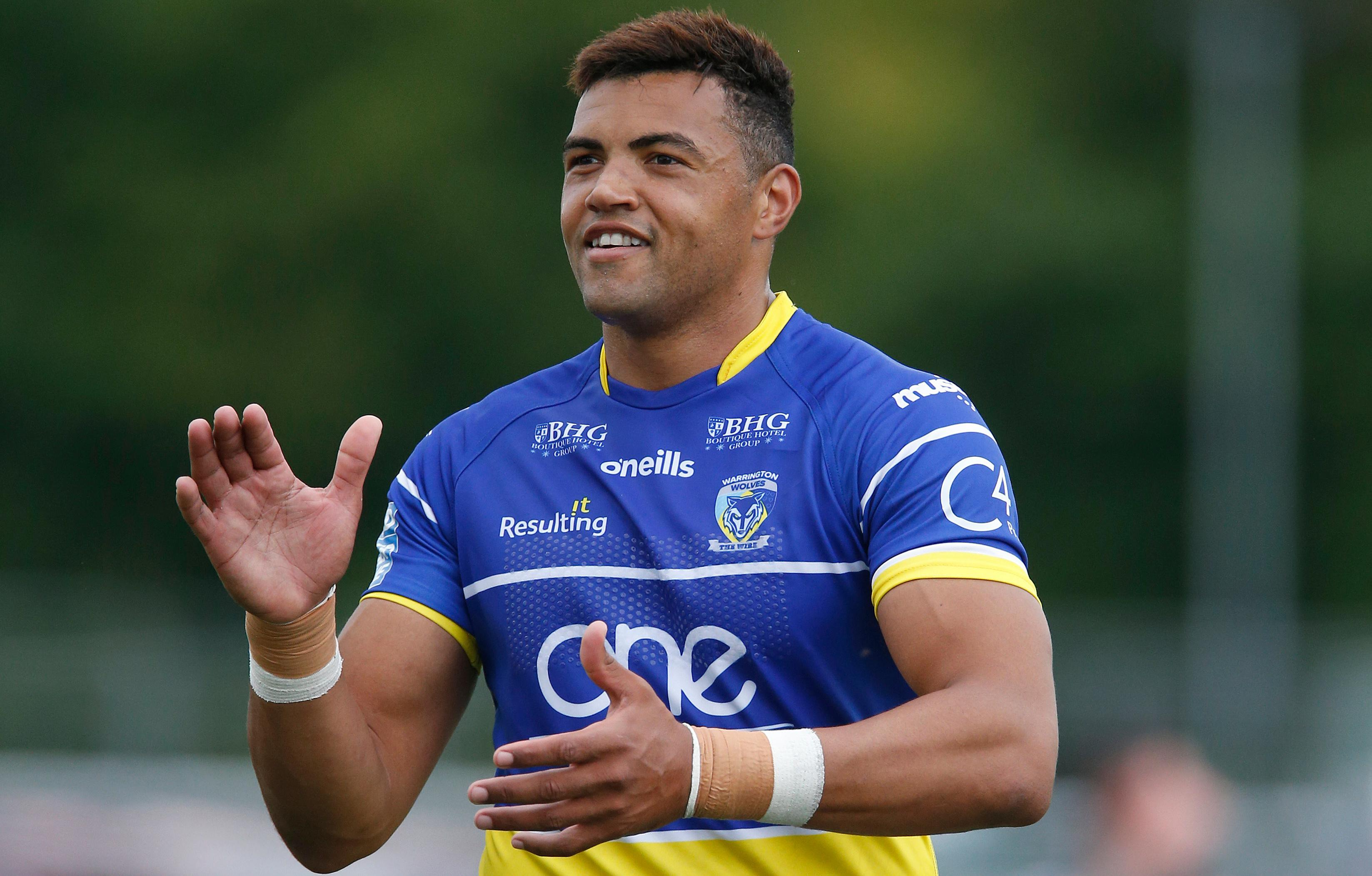 Luther Burrell: from the England rugby union team to the Super League
