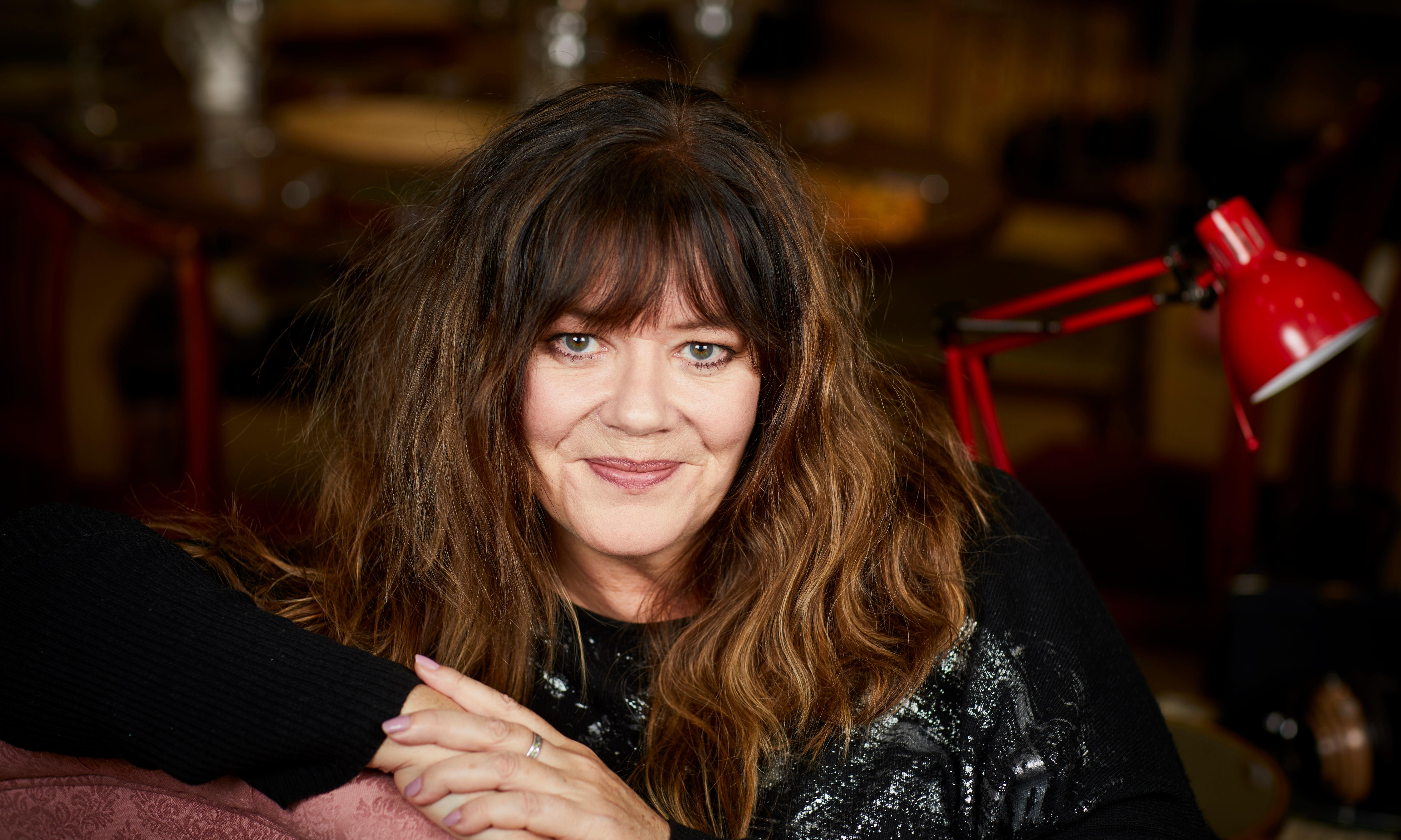 Josie Lawrence: 'Of course I don't think I'm sexy!'