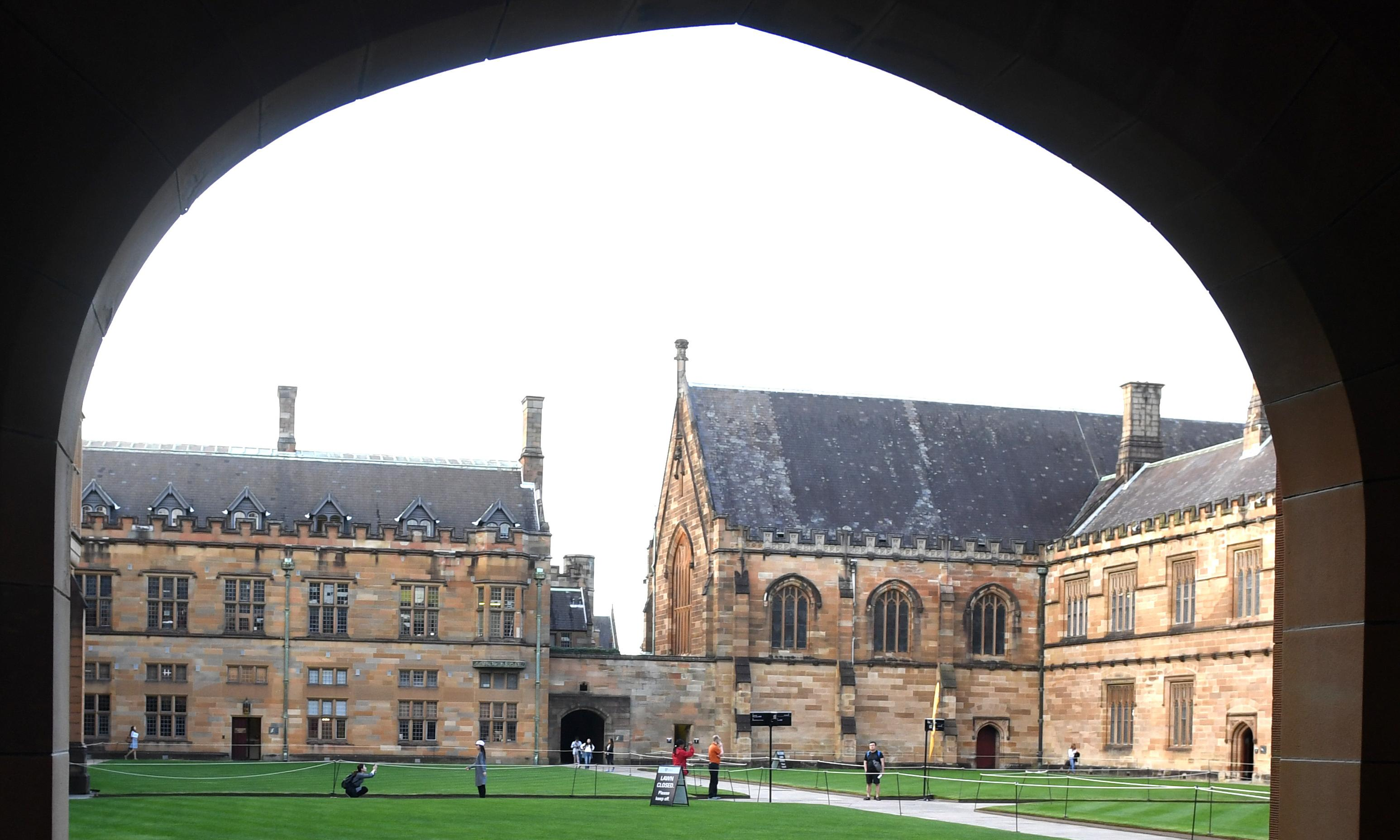 Staff-led campaign against University of Sydney's Ramsay Centre deal escalates