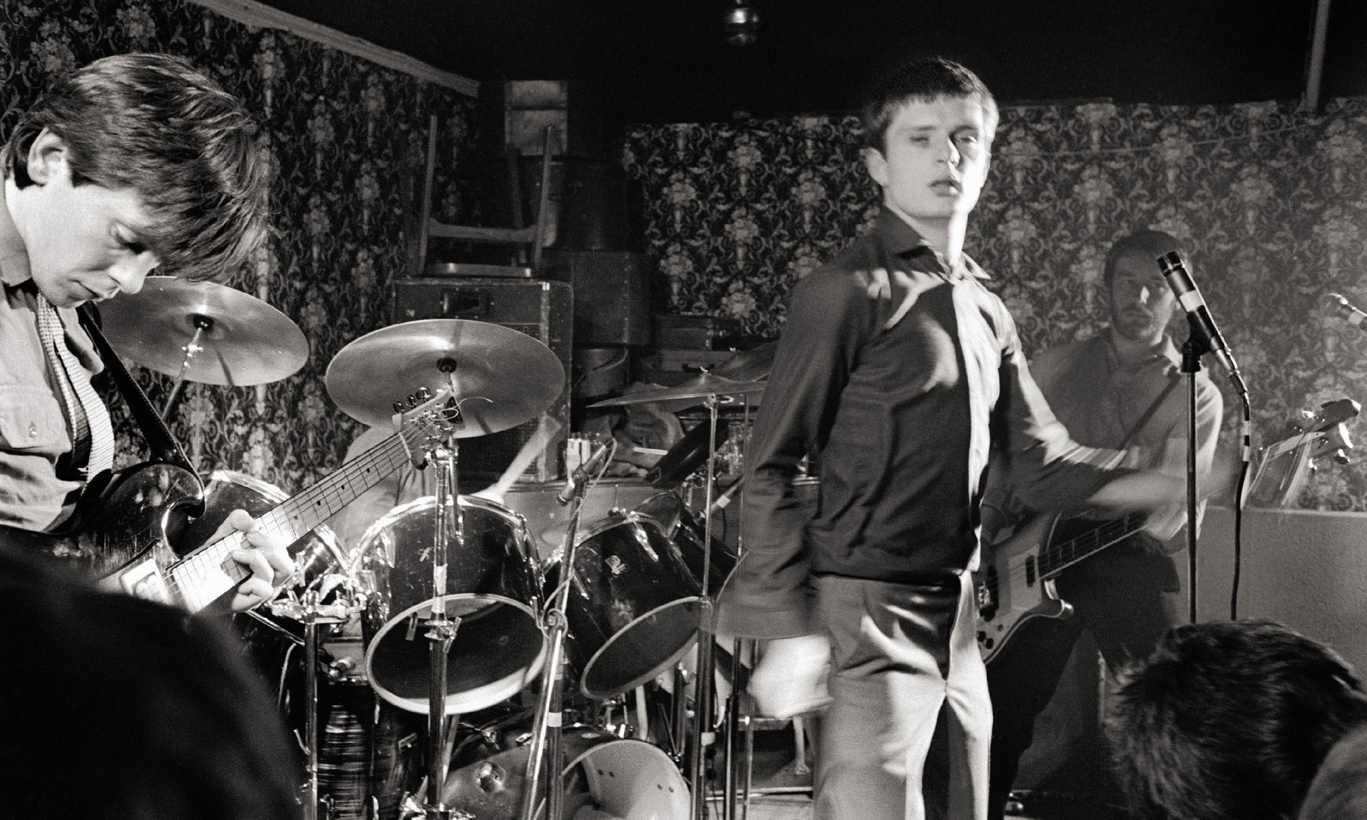 Jon Savage: 'Something about Joy Division transcends their time and place'