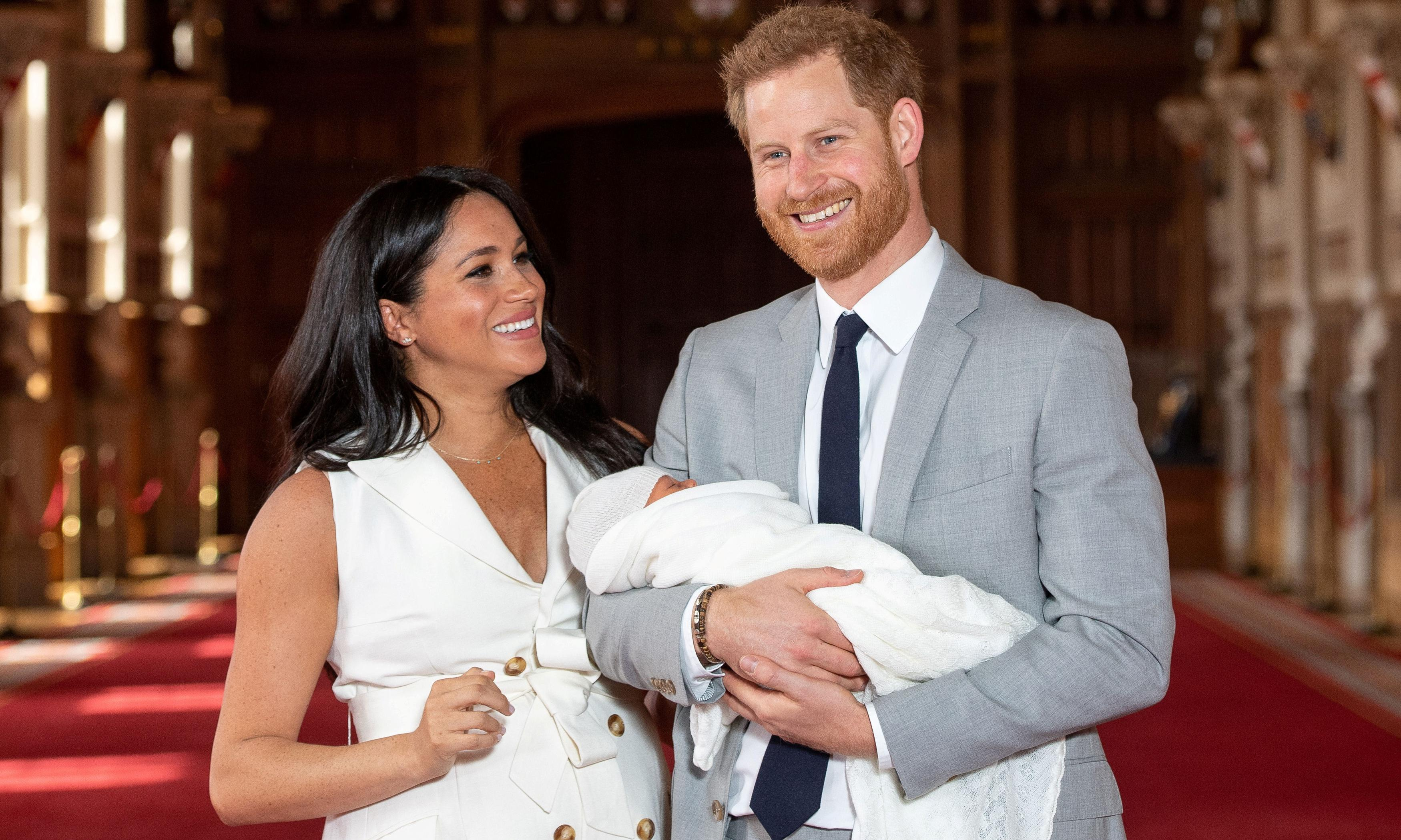 Meghan Markle is a trailblazer, but does she know how to raise an Englishman? Luckily, I do...