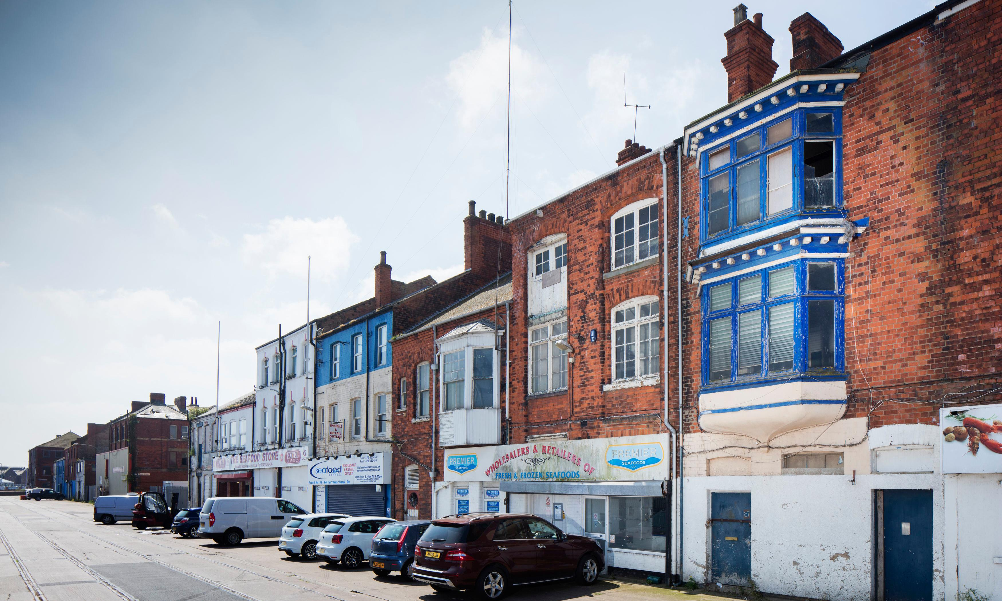 Heritage at Risk list adds knights' cave and Grimsby's Kasbah