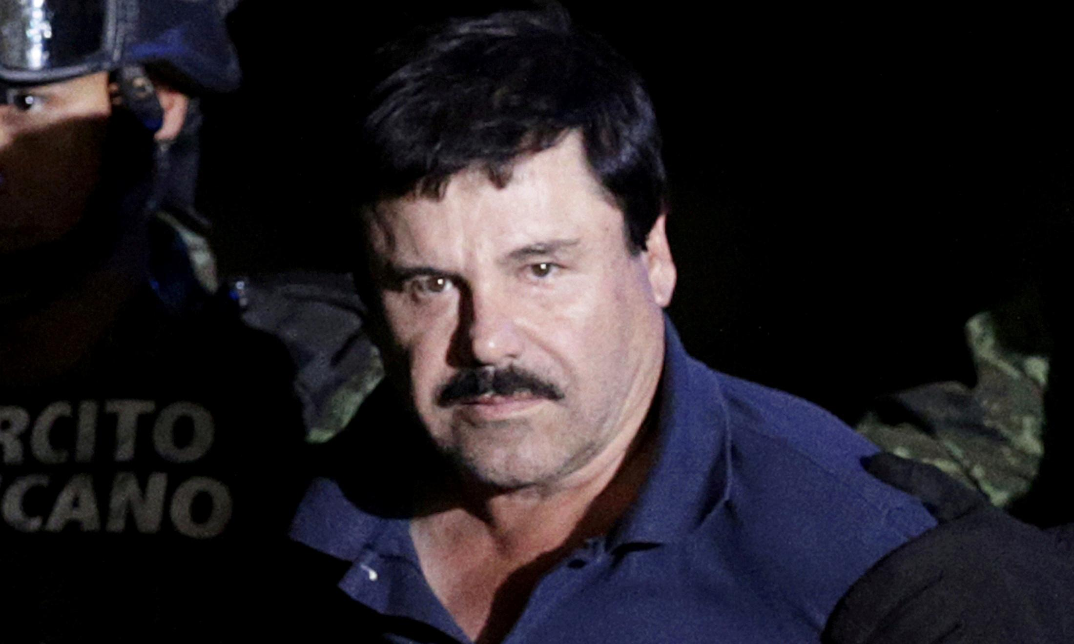 El Chapo: Mexican police capture then release drug boss's son after battle with cartel