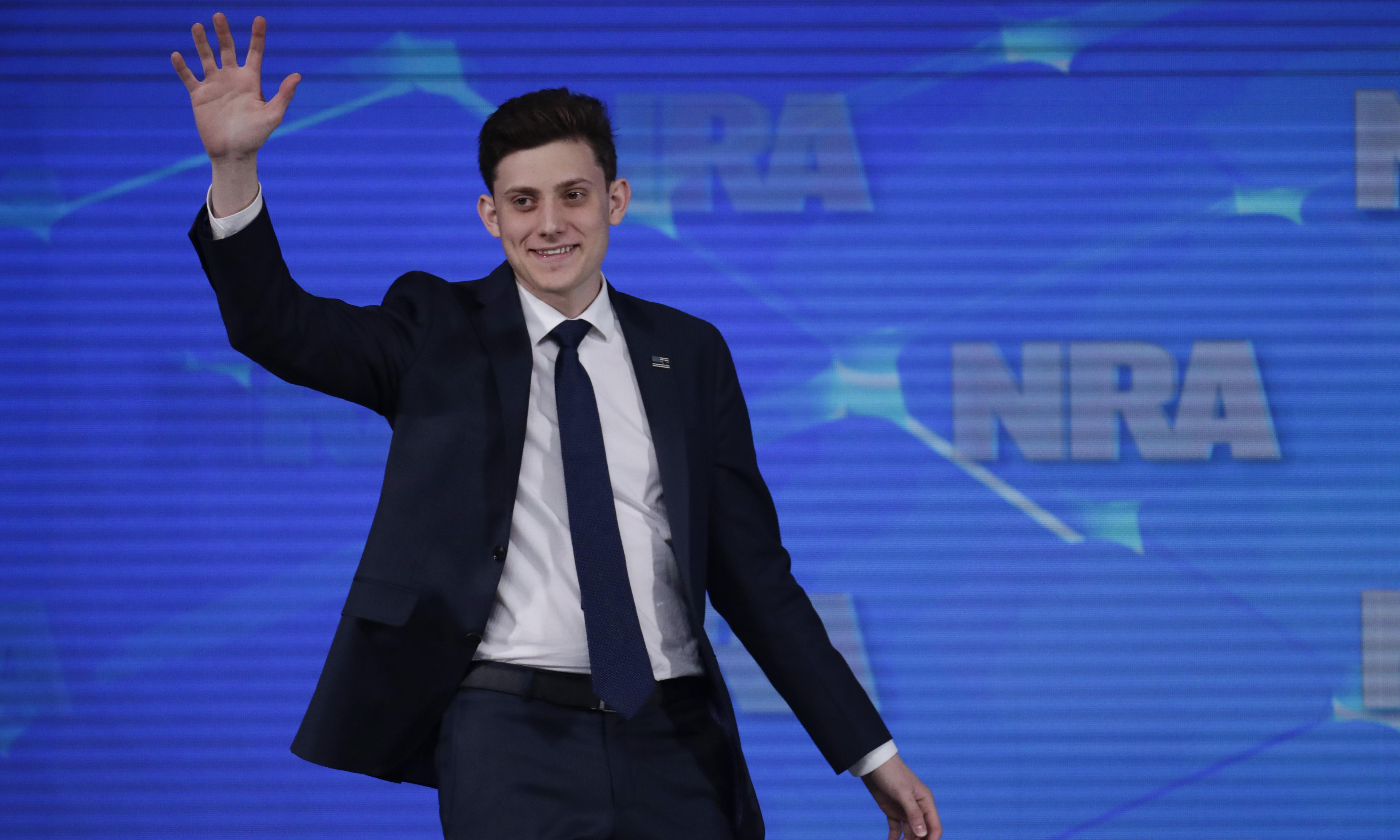 Kyle Kashuv may not be attending Harvard, but he's learning a valuable lesson