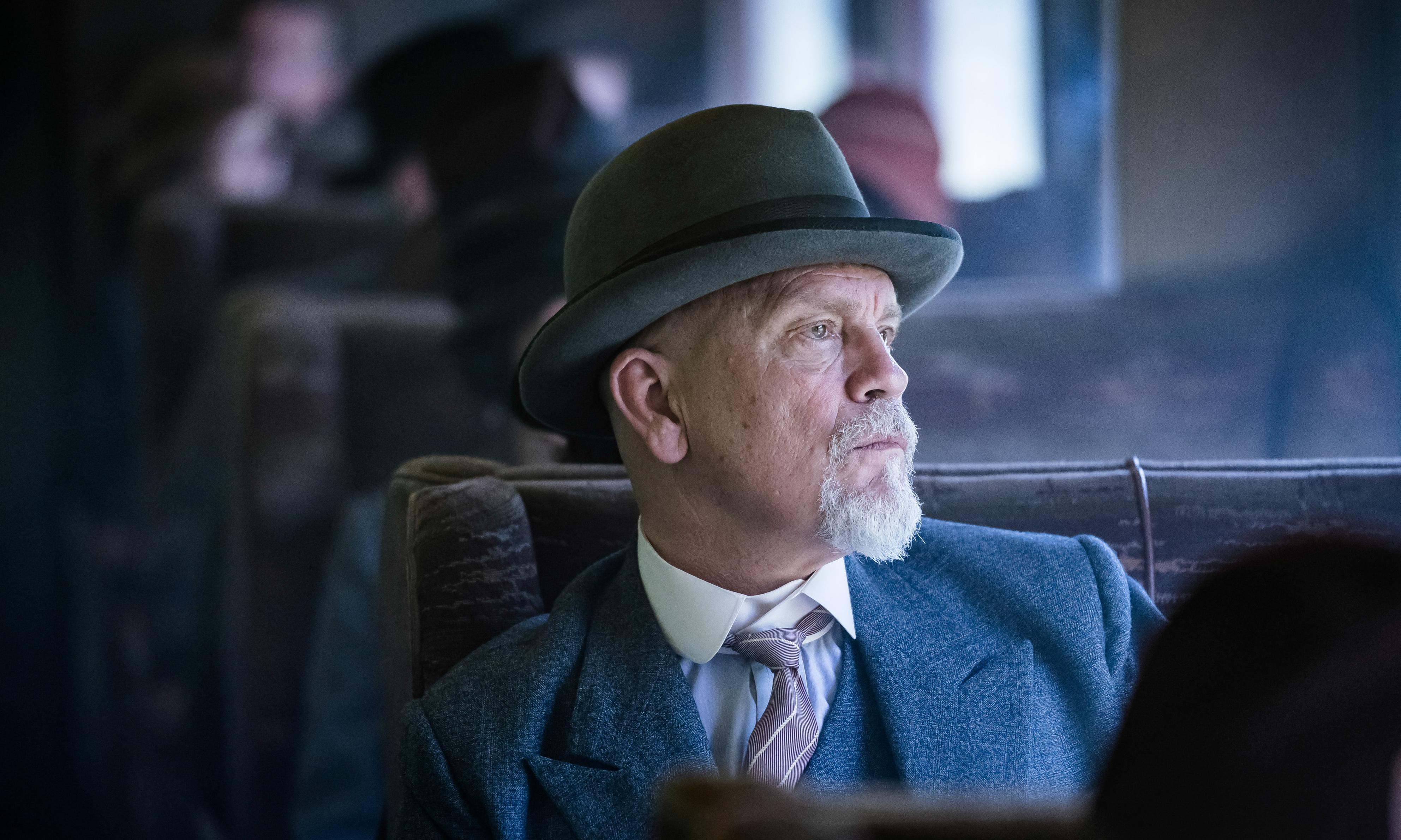The ABC Murders review – John Malkovich's suffering Poirot is magnificent