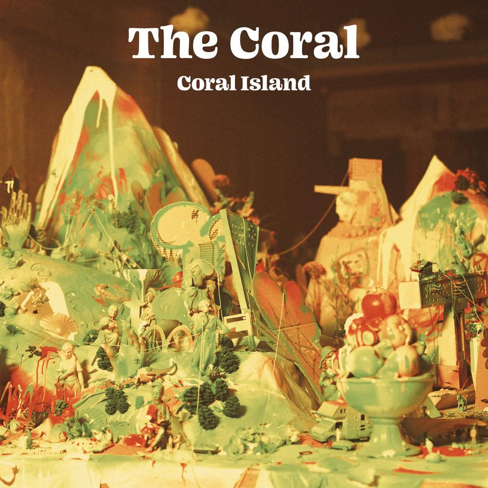 The Coral: Coral Island album cover
