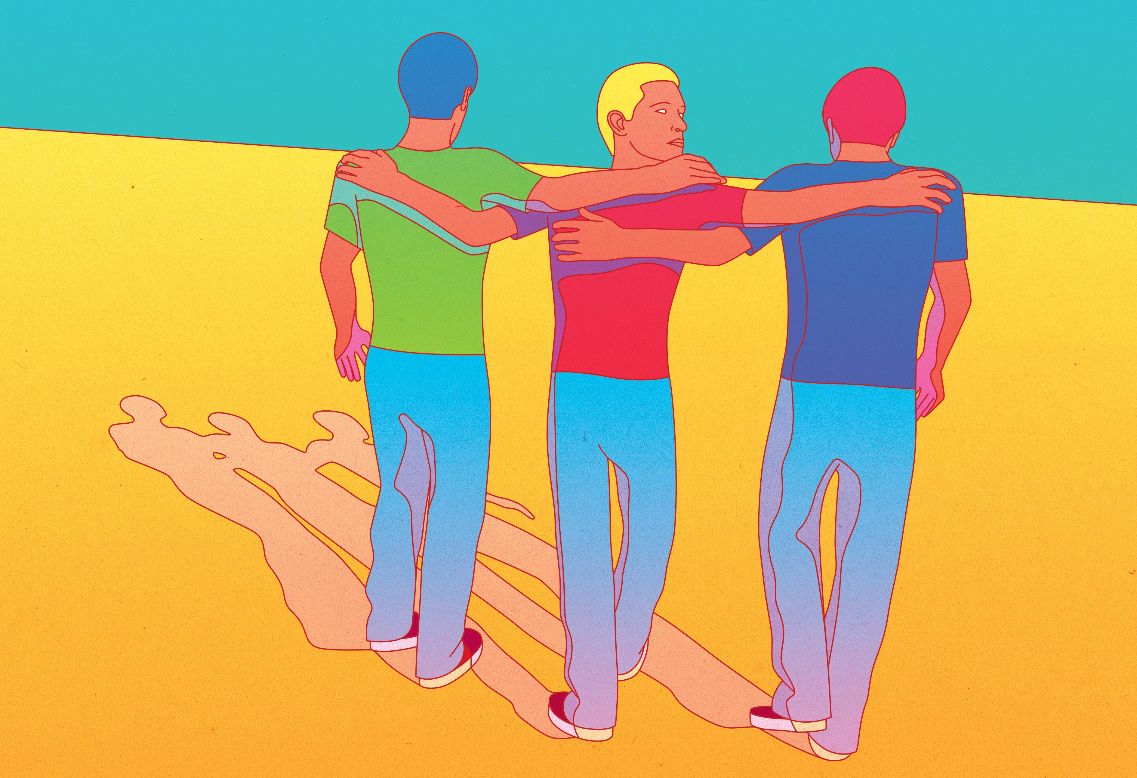From 'sesh mates' to background pals – what your friendships say about you