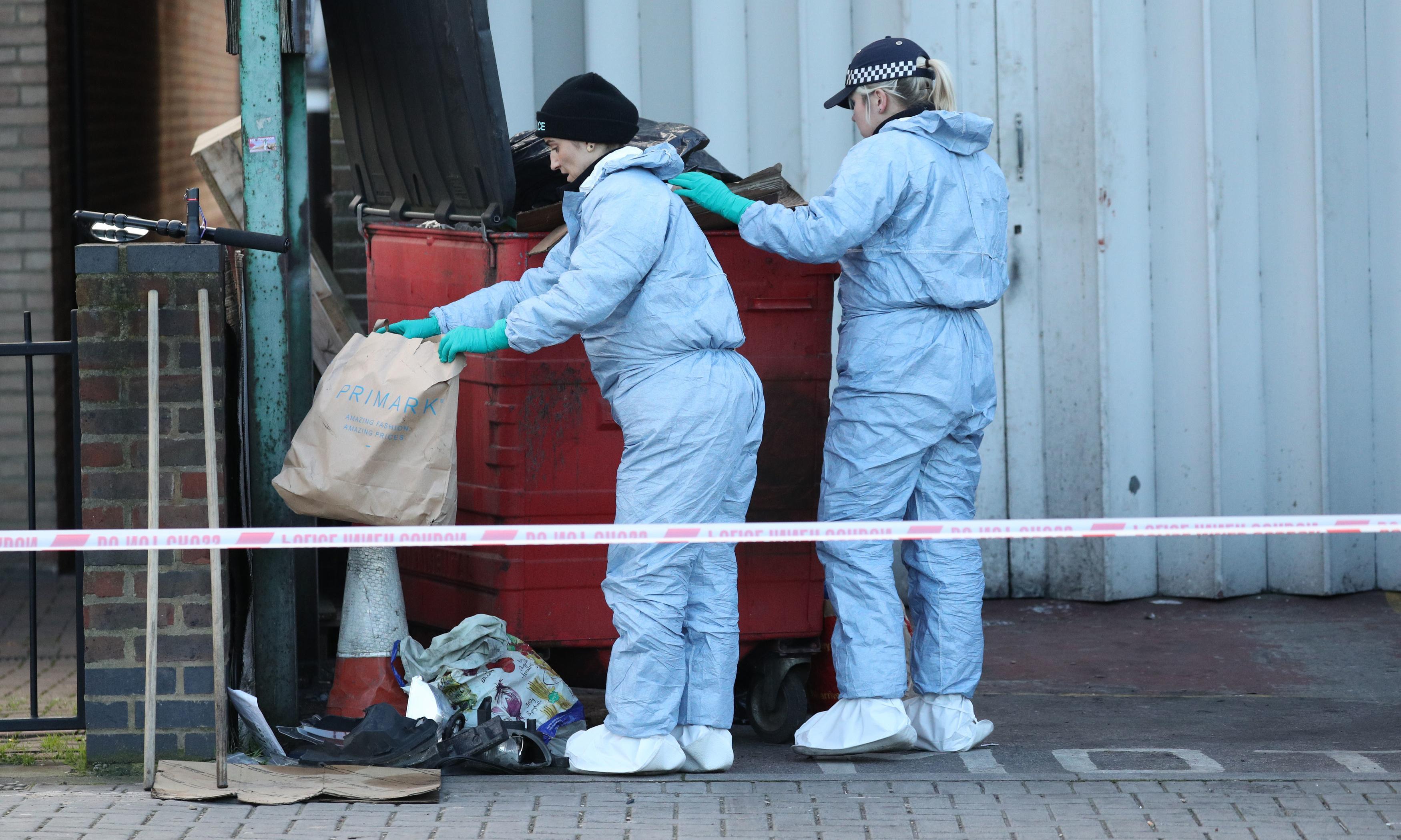 Seven Kings residents describe 'horrific' scene of triple stabbing