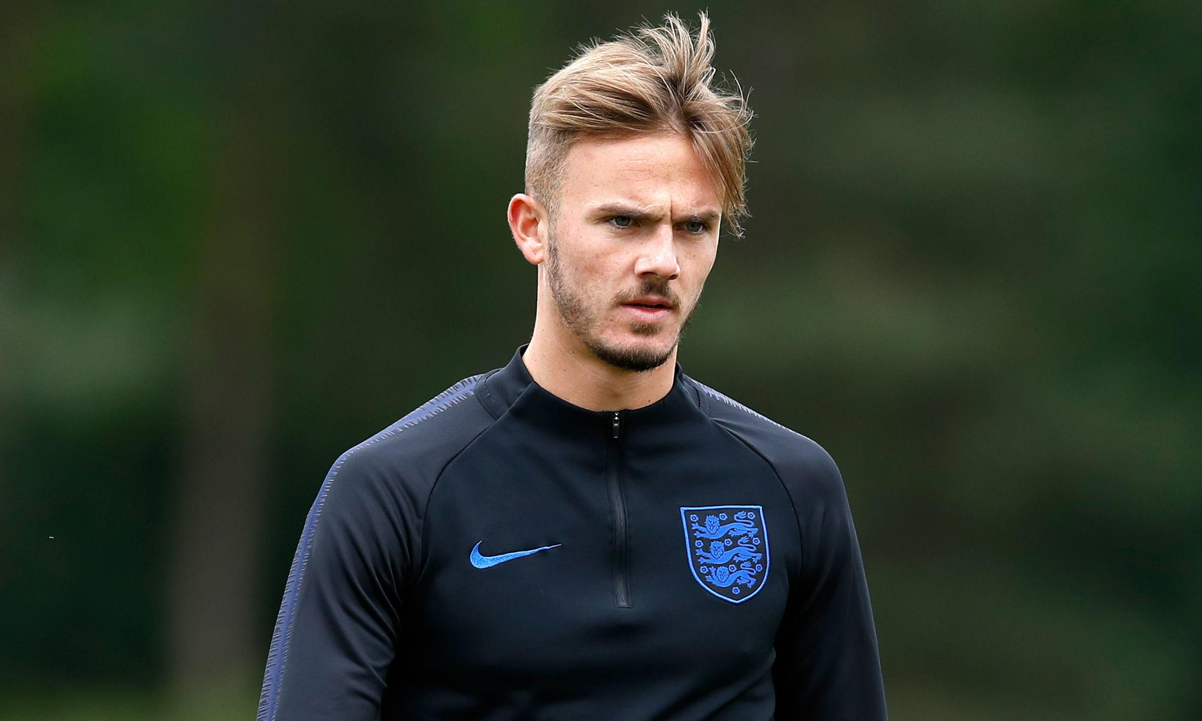 James Maddison: 'My trophy cabinet is empty. I am desperate to win'