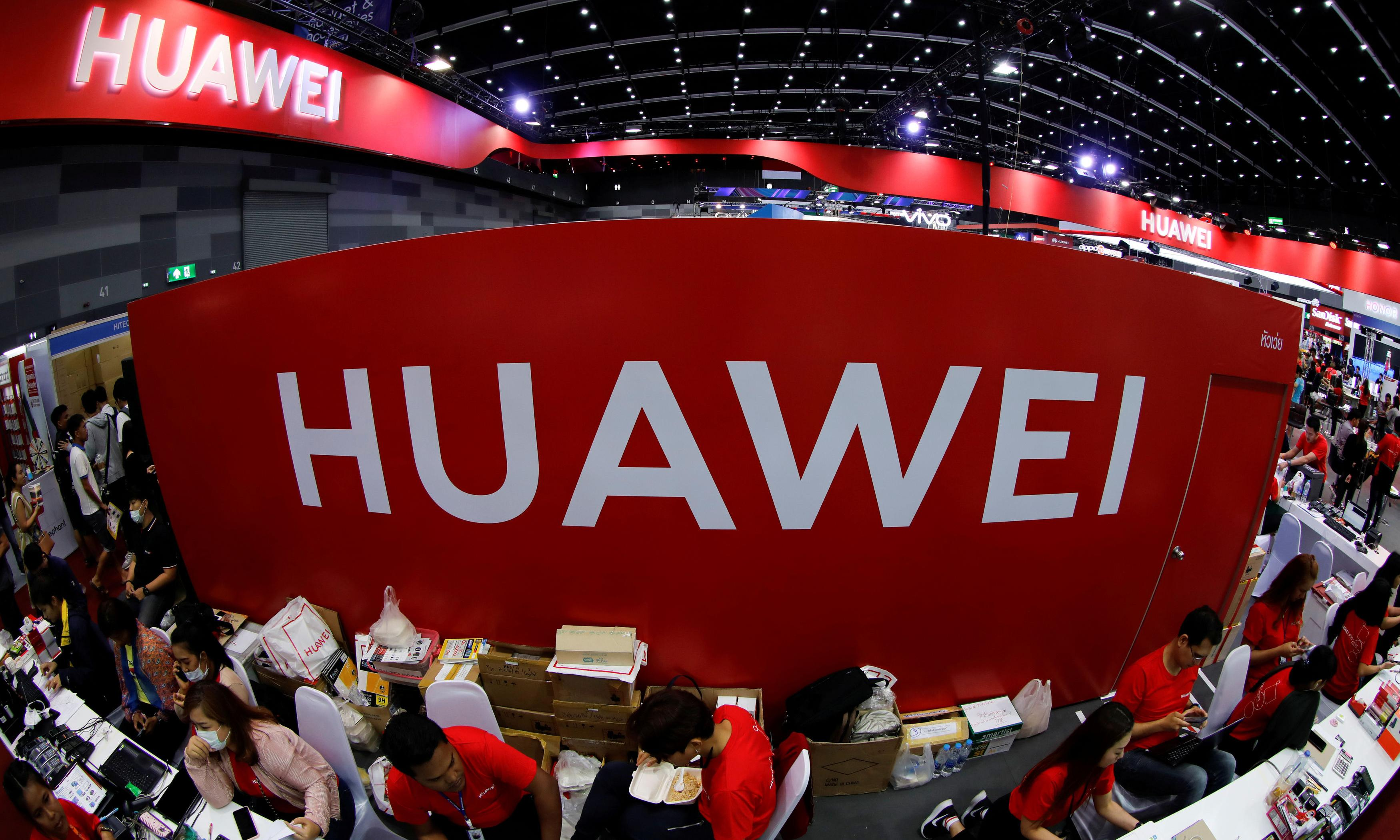 Huawei security threat derives from its sheer scale, says analysis