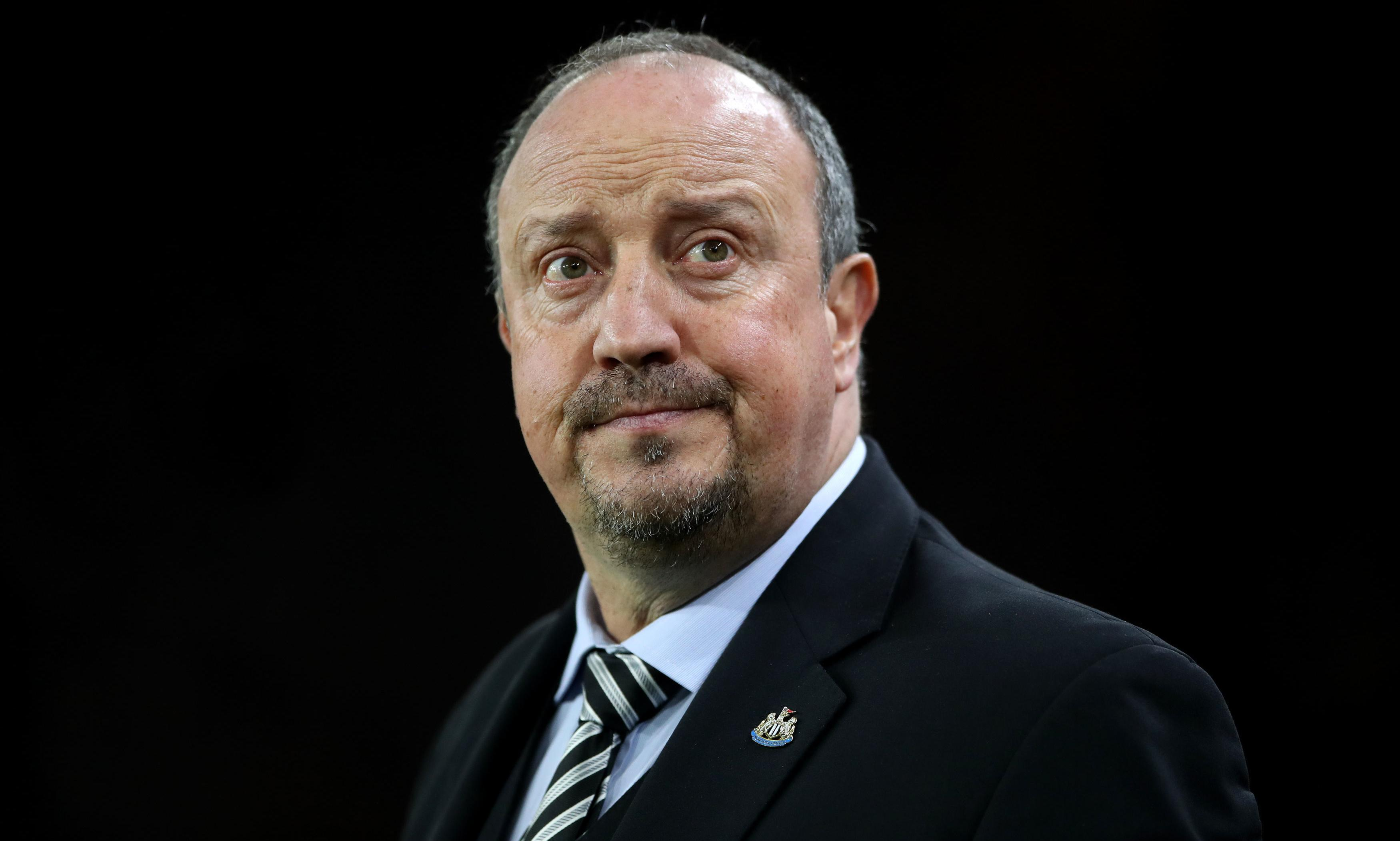 Rafael Benítez cites lack of trust as reason for leaving Newcastle