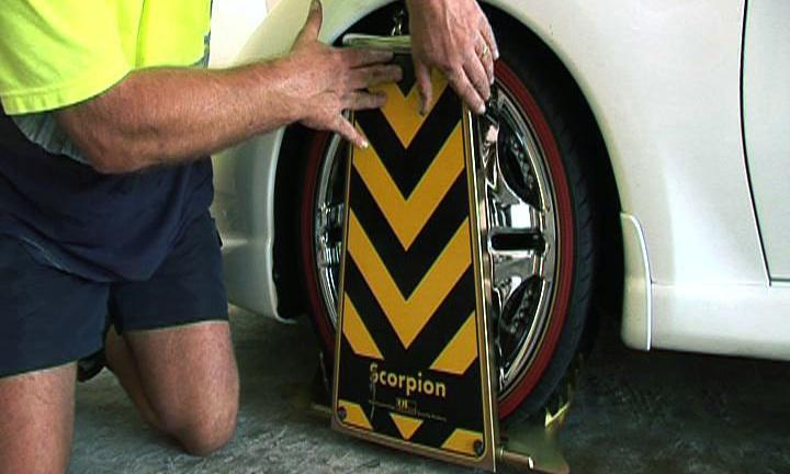 'Infuriating' wheel clamping faces ban in Western Australia