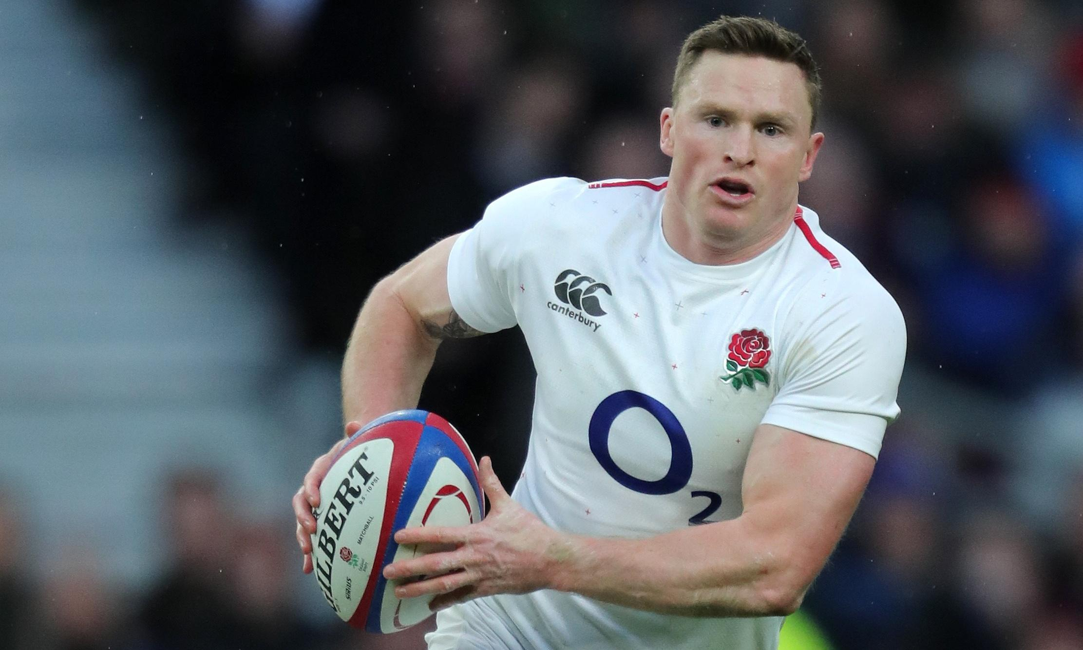 Chris Ashton to miss England clash with Wales because of calf injury