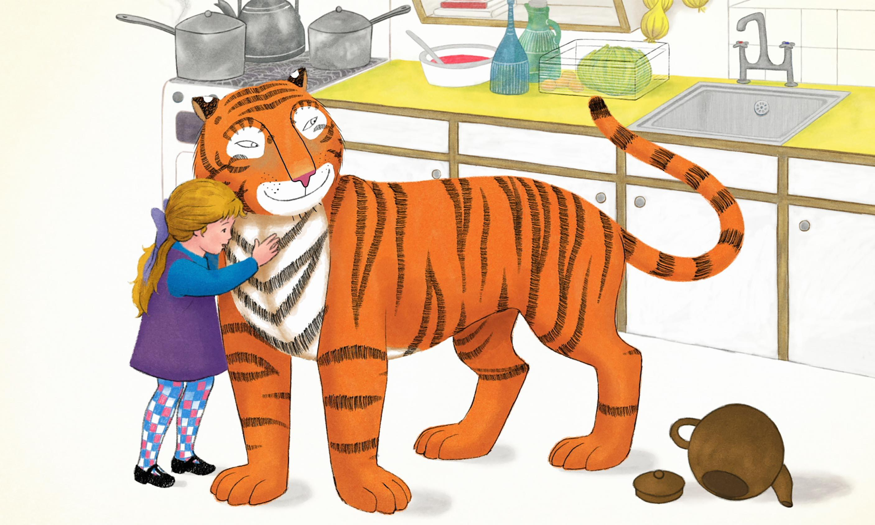 The Tiger Who Came to Tea review – a charming, faithful adaptation